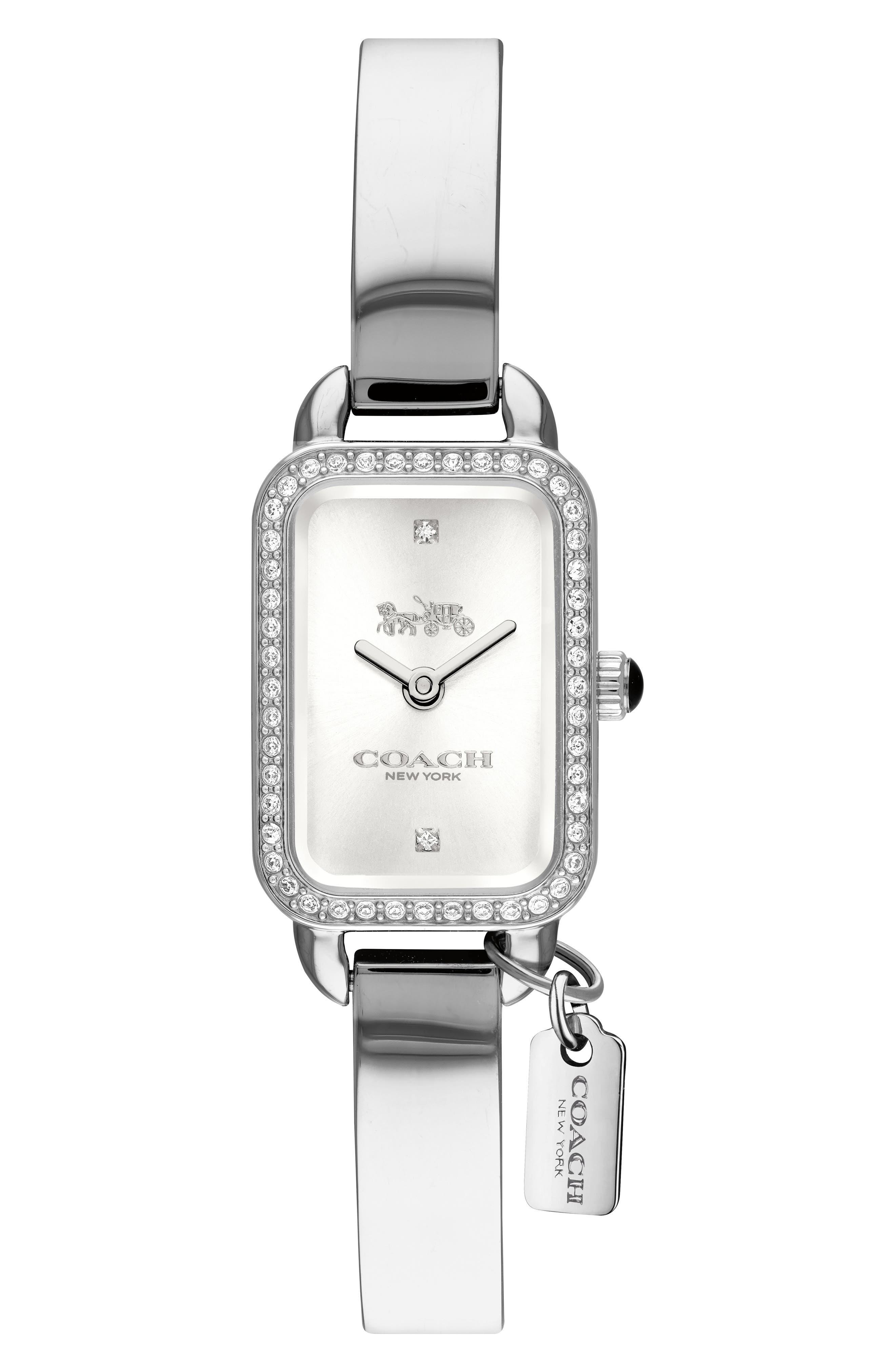 Ludlow Bracelet Watch, 17mm,                             Main thumbnail 1, color,                             Silver