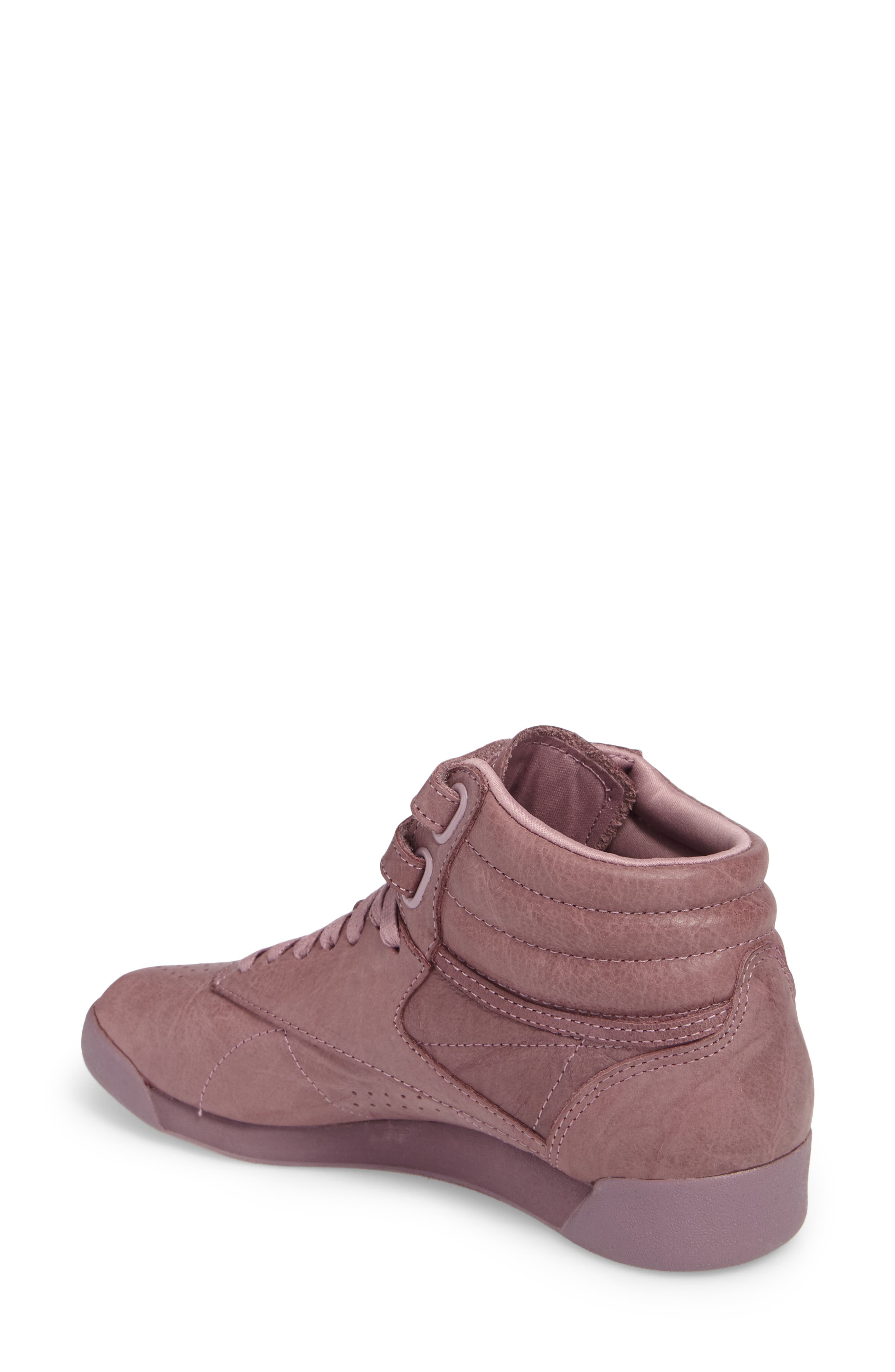 Alternate Image 2  - Reebok Freestyle Hi Sneaker (Women)