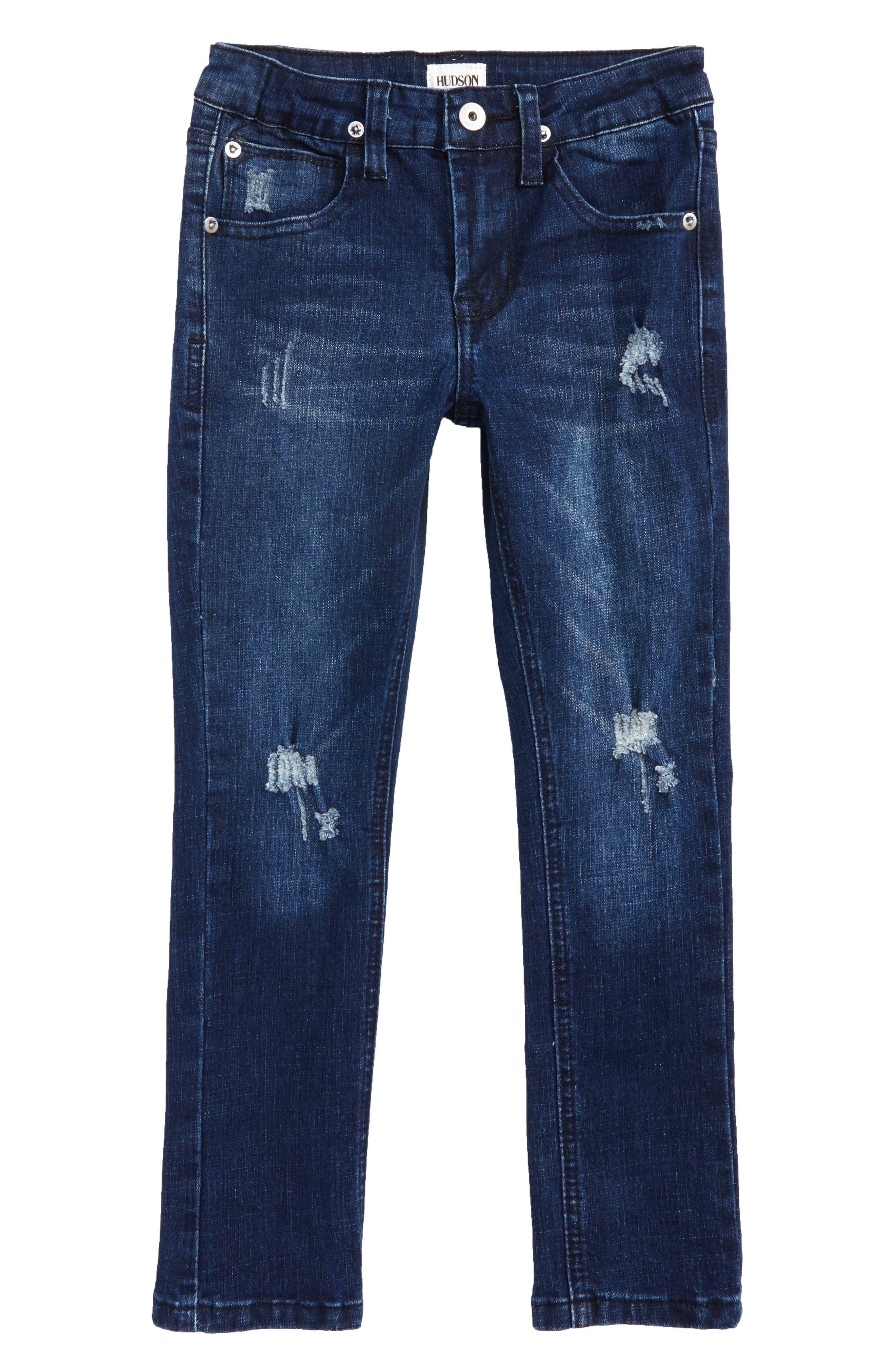 Hudson Kids Jude Skinny Jeans (Toddler Boys & Little Boys)