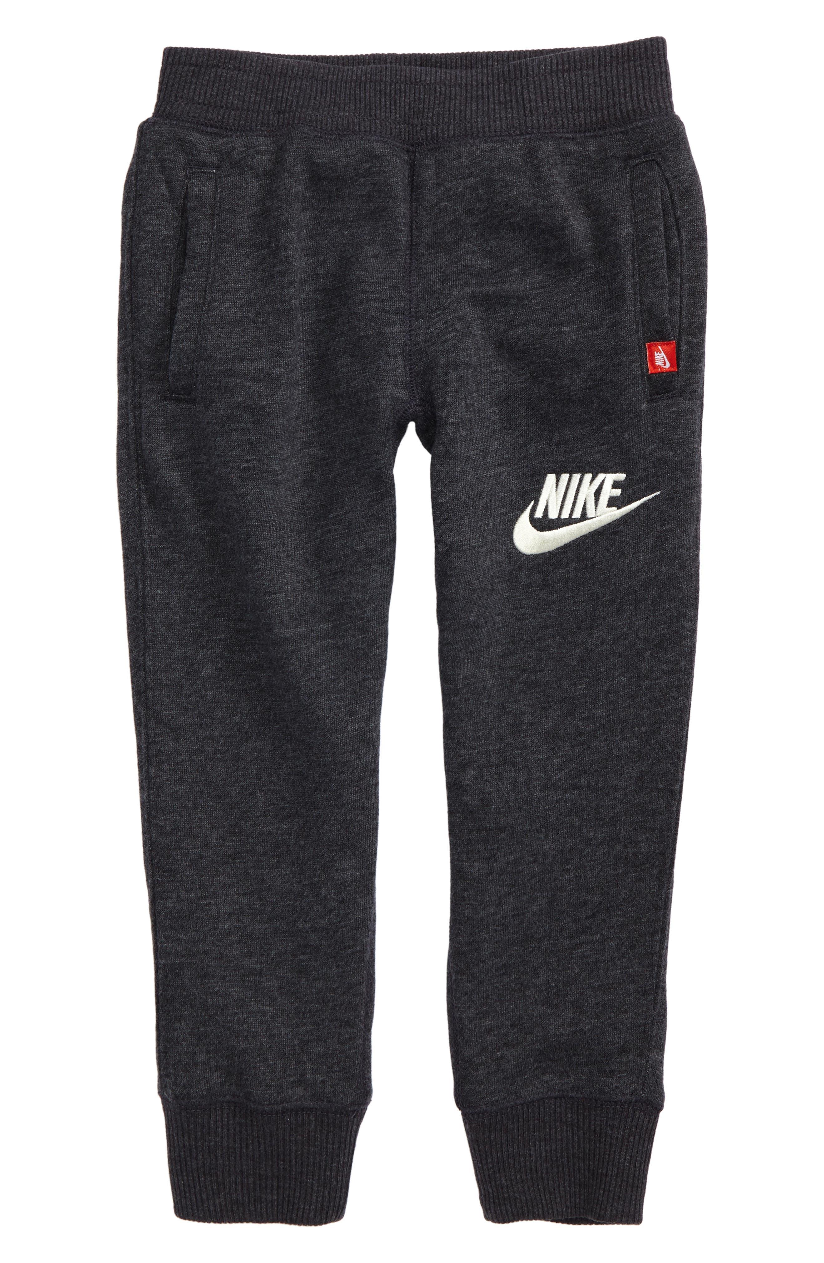 Legacy Jogger Pants,                         Main,                         color, Black Heather
