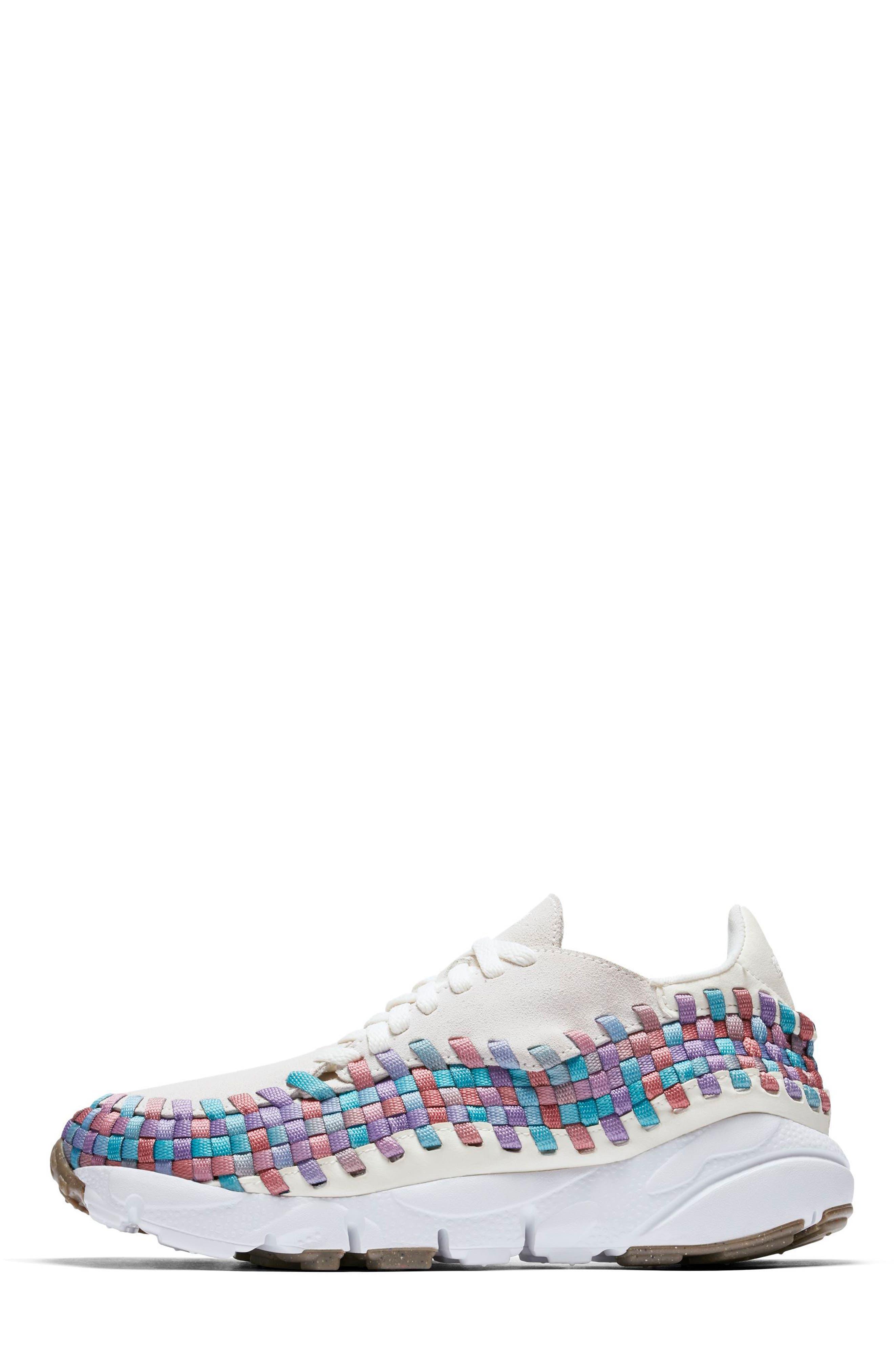 Alternate Image 3  - Nike Air Footscape Woven Sneaker (Women)