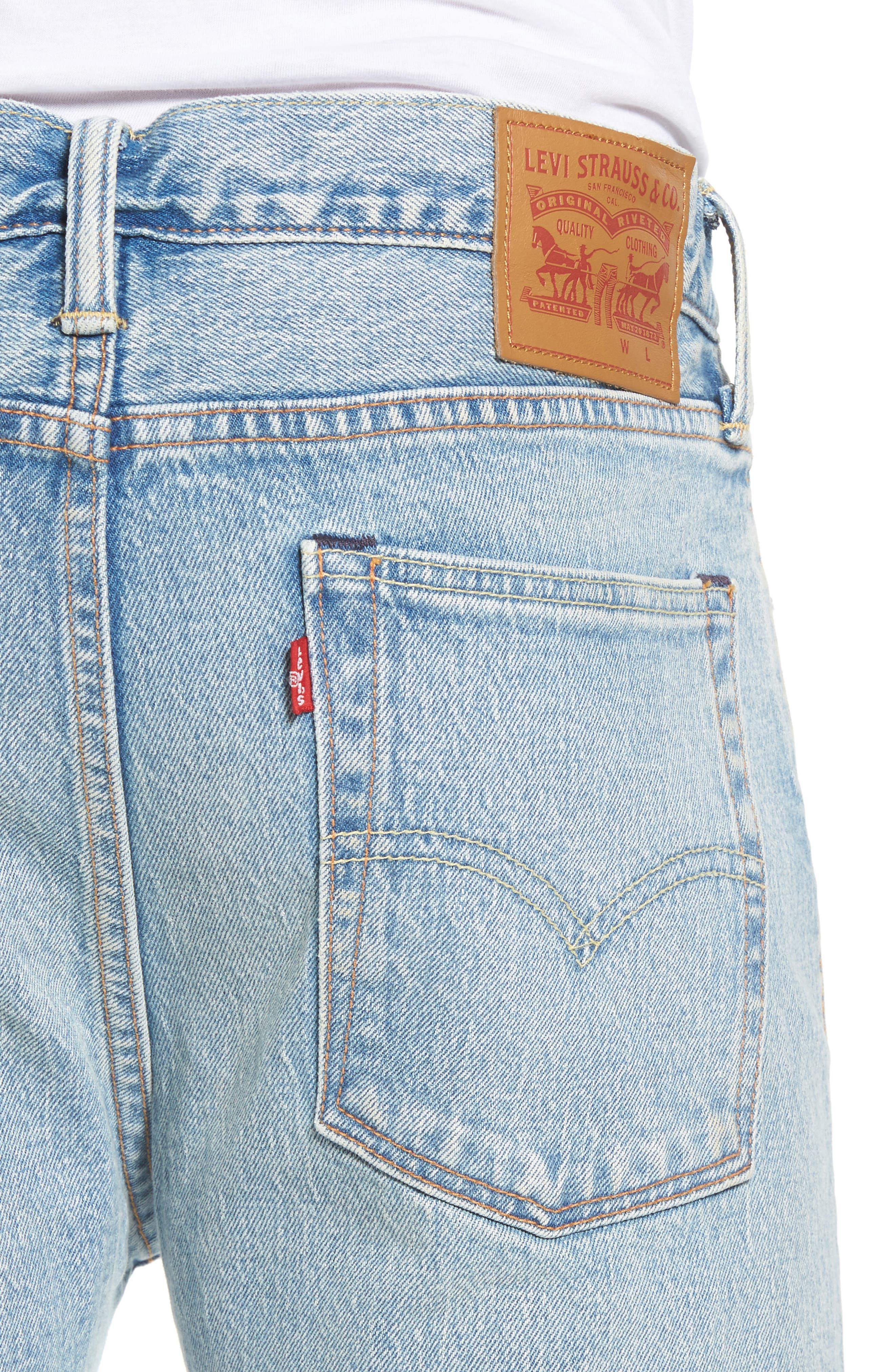 511<sup>™</sup> Slim Fit Jeans,                             Alternate thumbnail 4, color,                             Light Blue Joes
