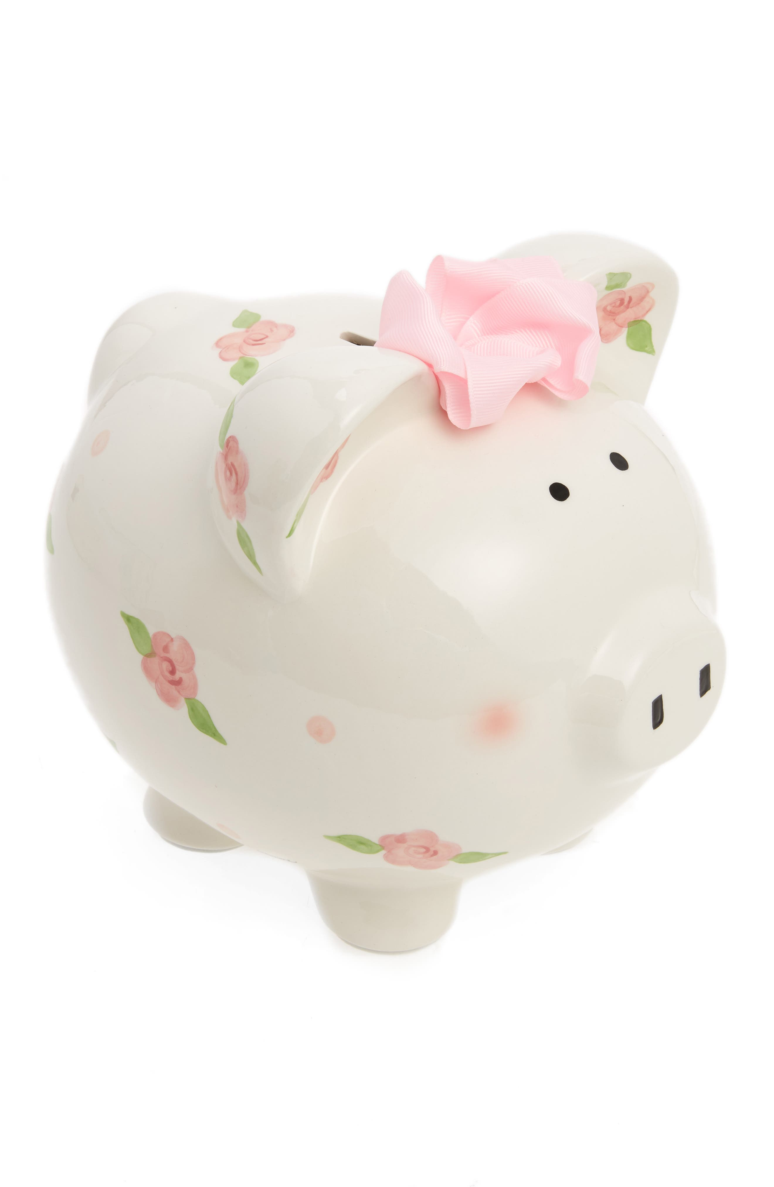 Child to Cherish Embellished Piggy Bank