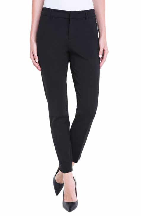 3000f02a360 Liverpool Kelsey Knit Trousers (Regular   Petite)