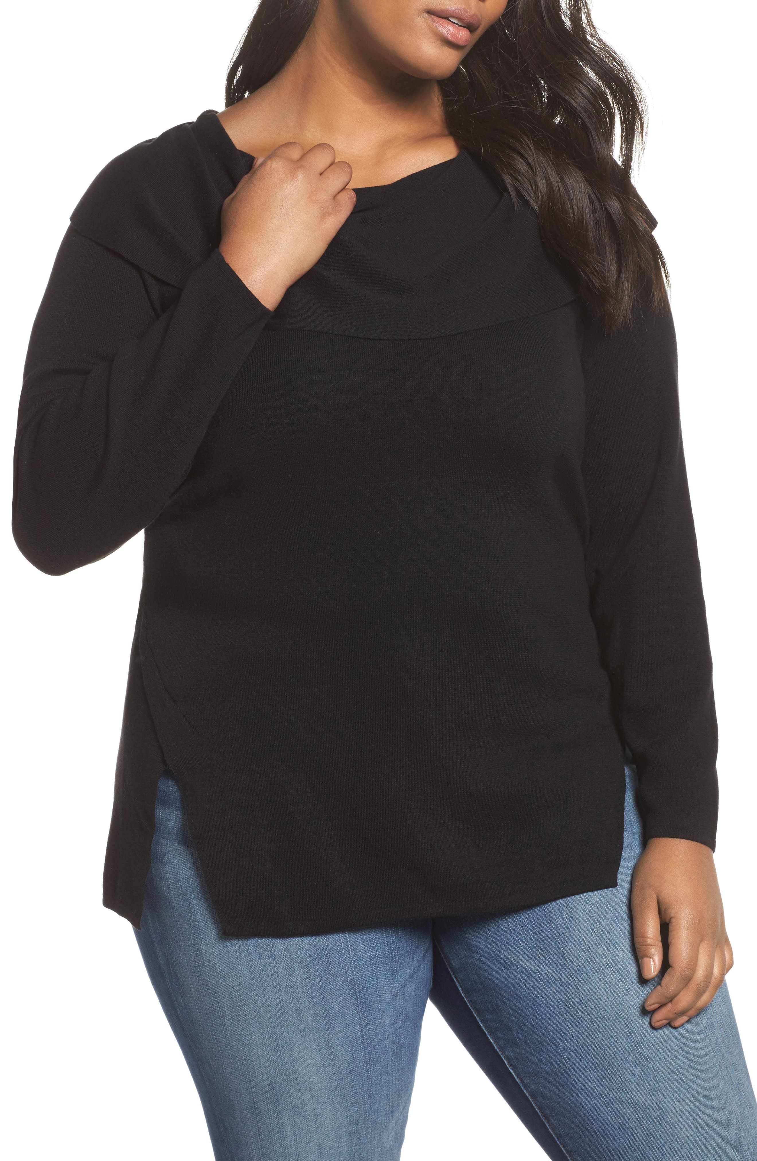 NIC+ZOE Vista Top (Plus Size)