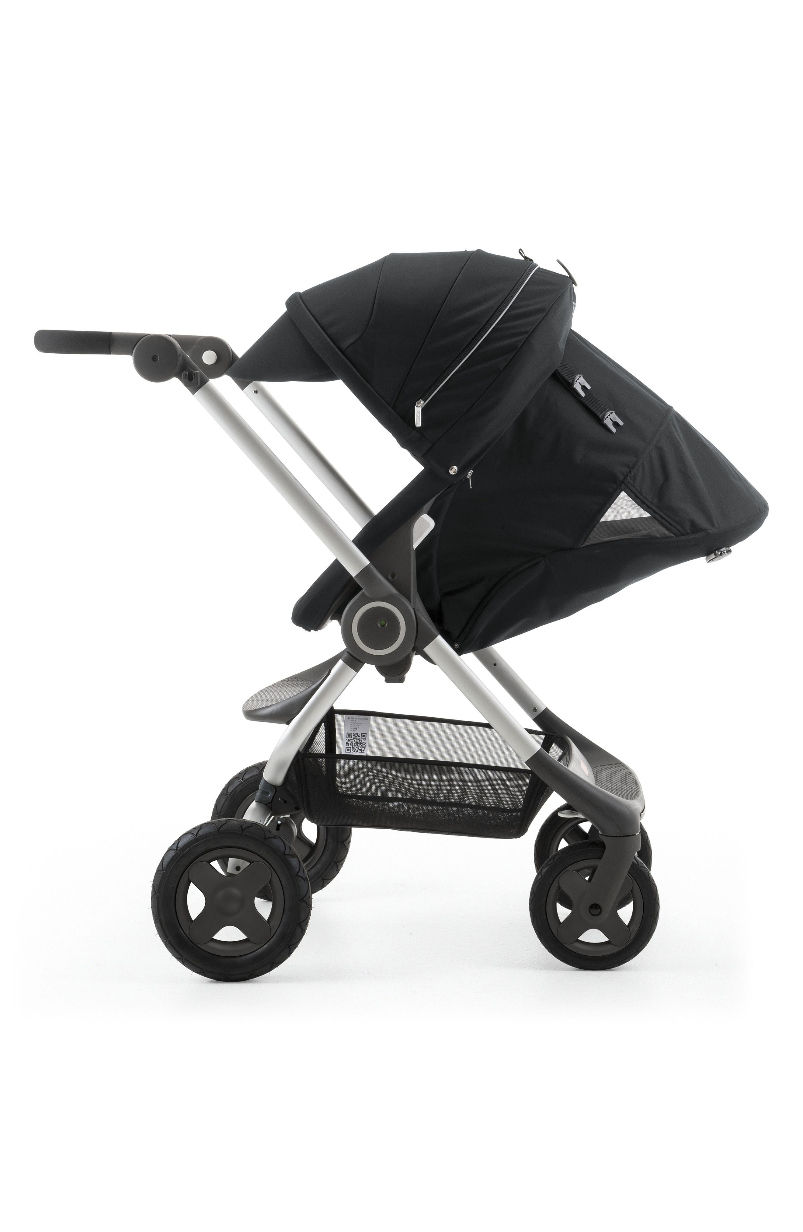 Scoot<sup>™</sup> Complete Stroller,                             Alternate thumbnail 9, color,                             Black