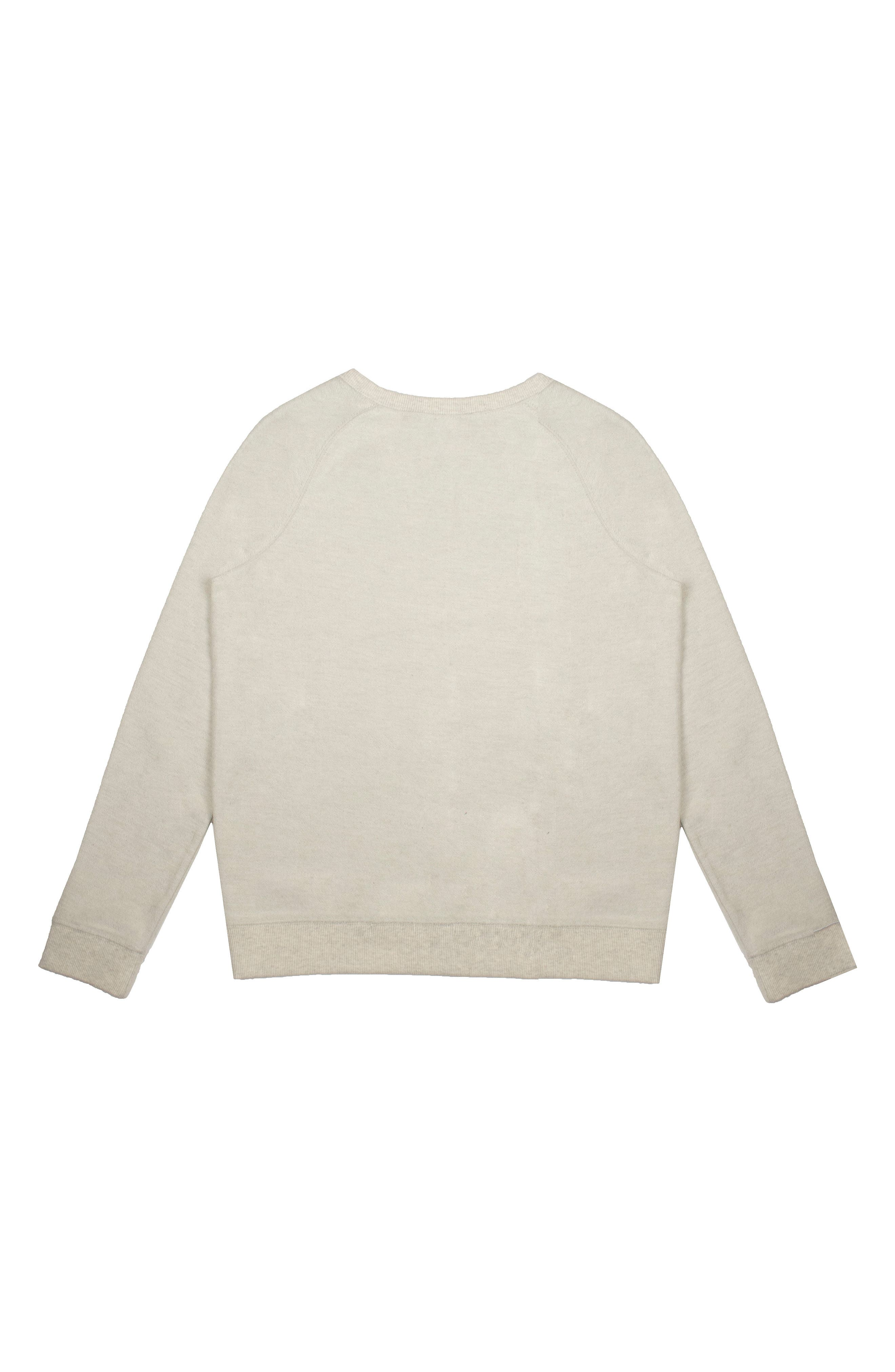 Vibes Graphic Sweatshirt,                             Alternate thumbnail 2, color,                             Quicksilver