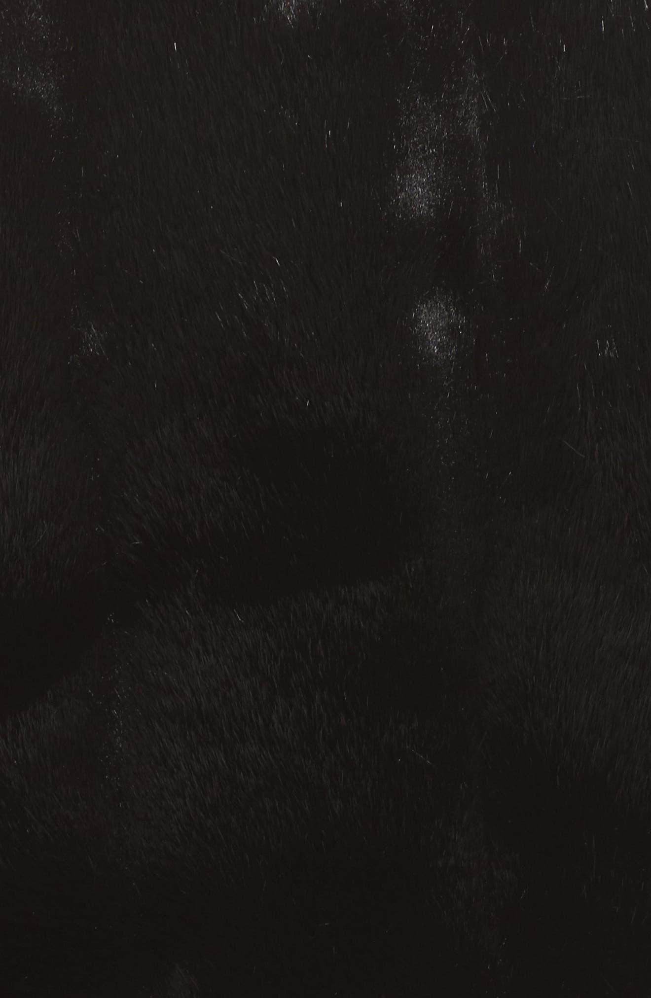 Alternate Image 5  - Eliza J Faux Fur Jacket