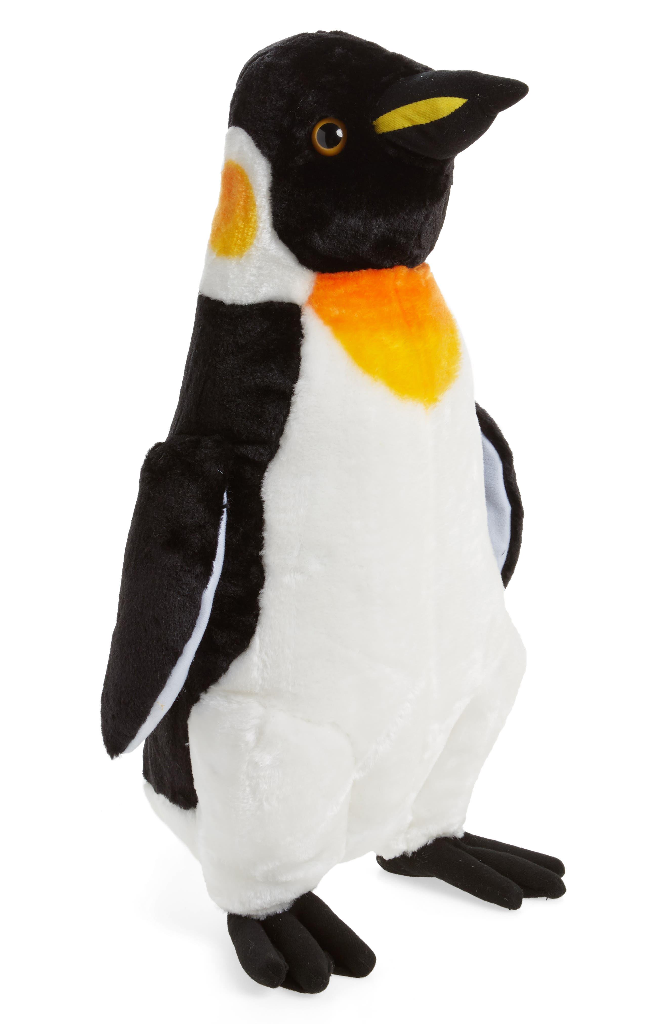 Main Image - Melissa & Doug Oversized Plush Penguin