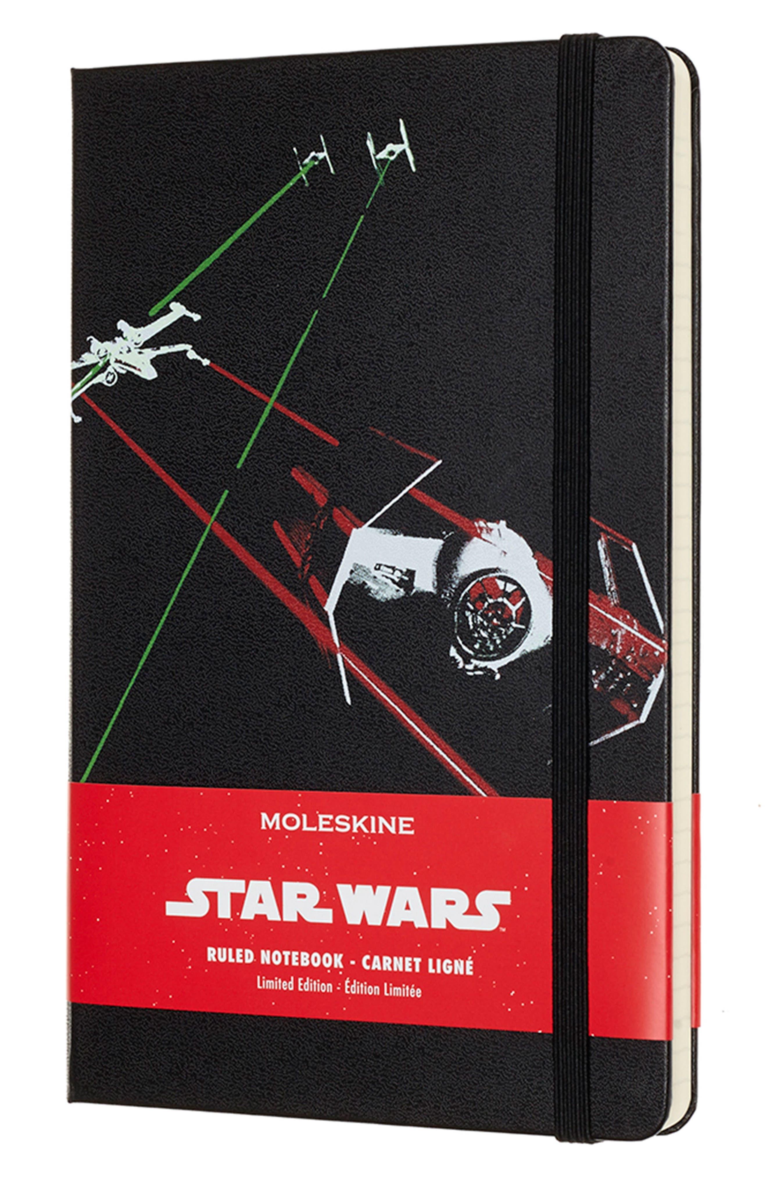 Moleskine® Star Wars™ Limited Edition - Tie Fighter Notebook