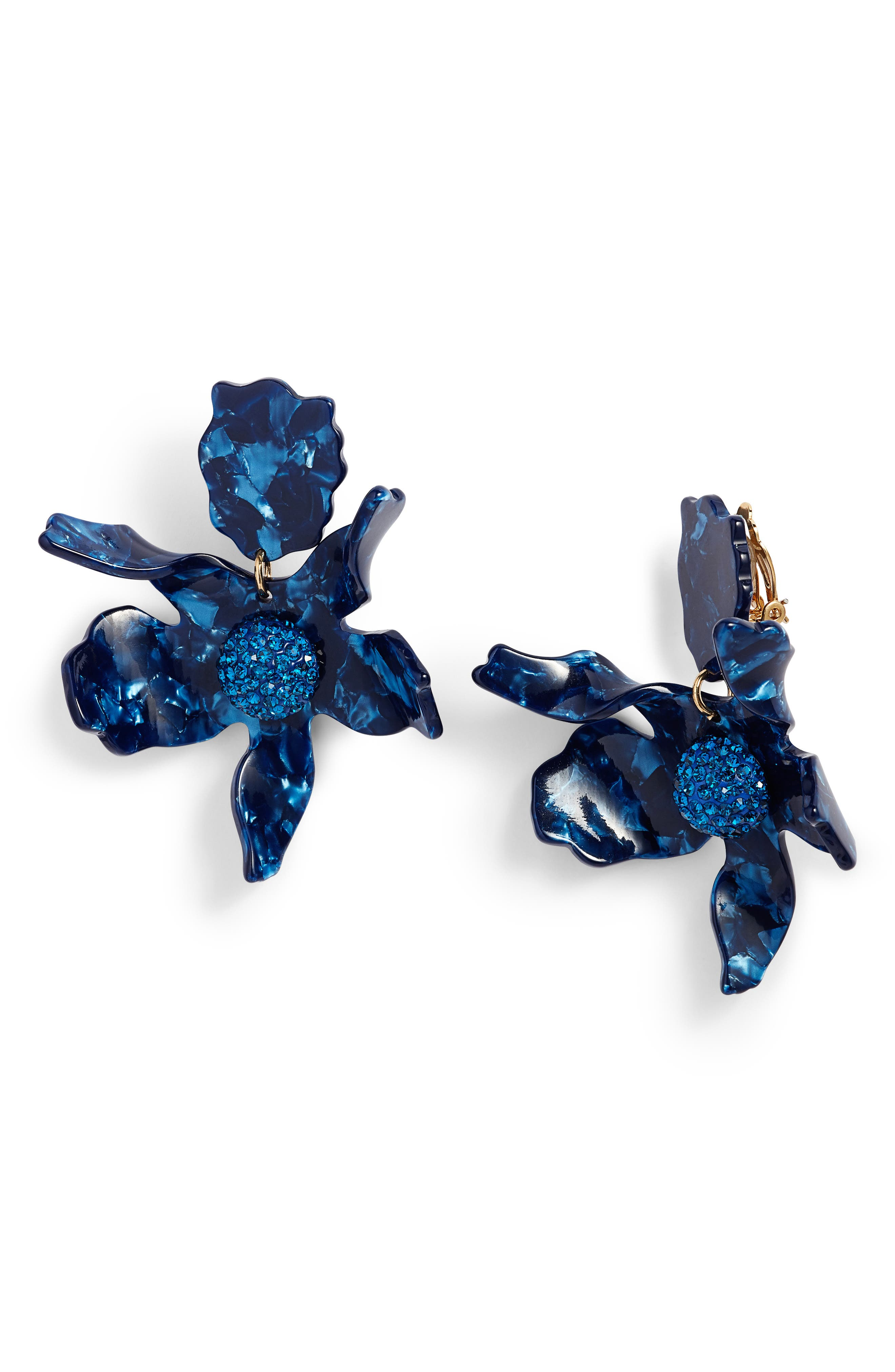 Alternate Image 1 Selected - Lele Sadoughi Crystal Drop Earrings