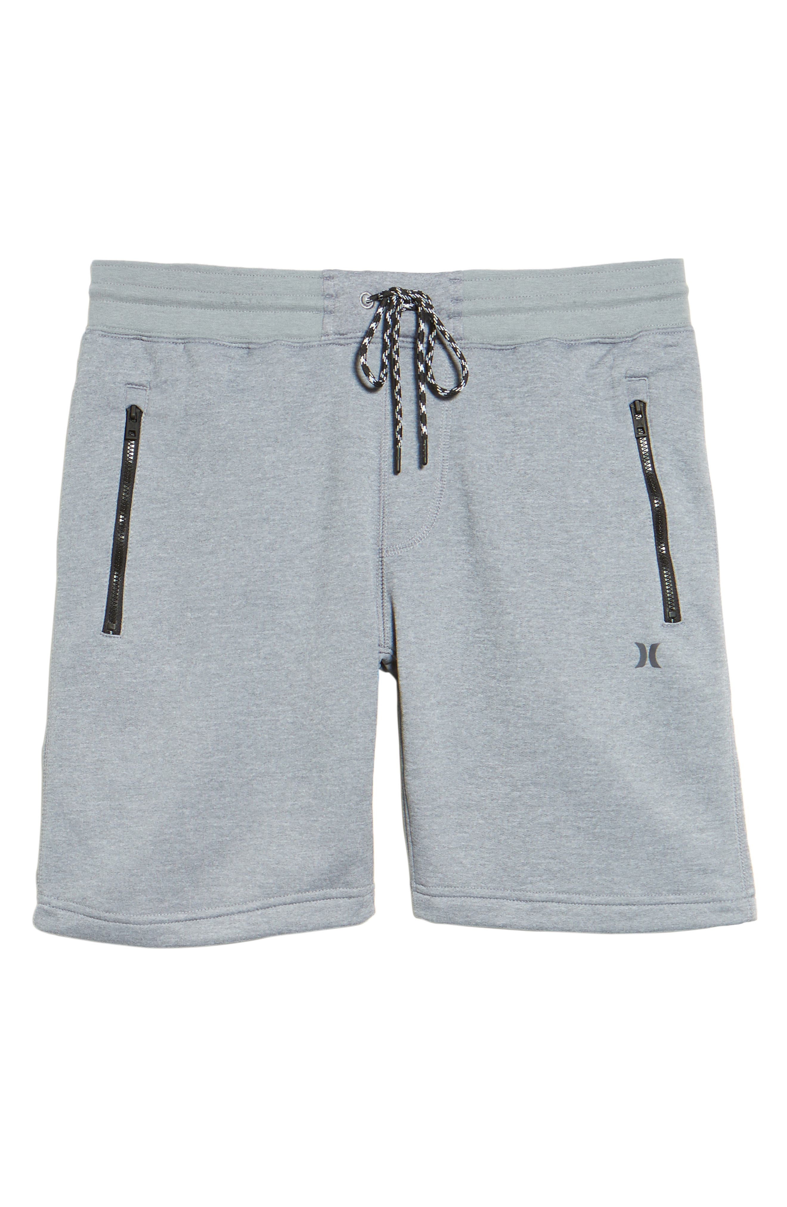 Dri-FIT Solar Shorts,                             Alternate thumbnail 6, color,                             Cool Grey