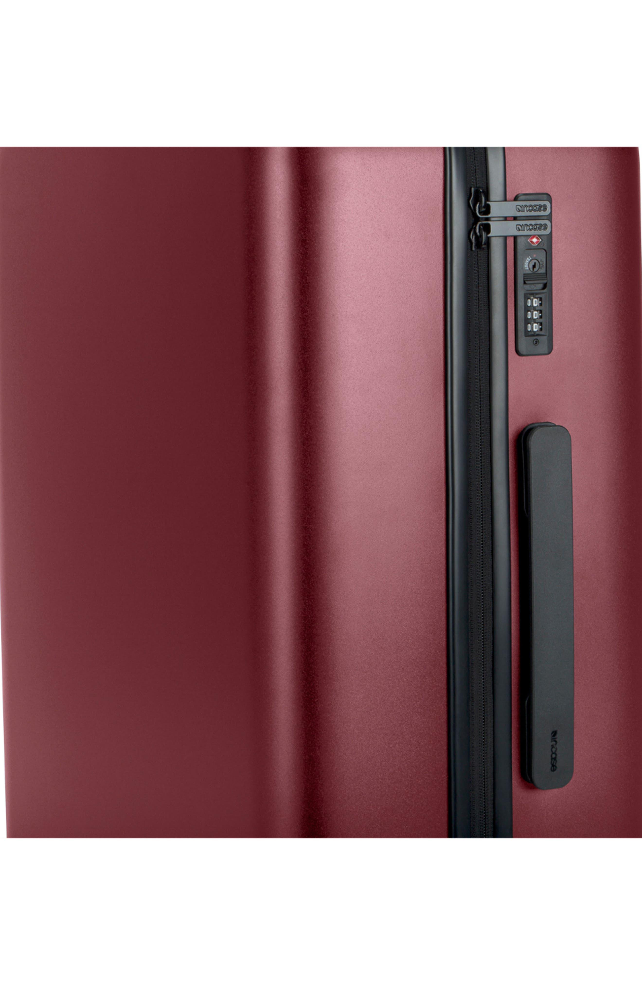 NOVI 31-Inch Hardshell Wheeled Packing Case,                             Alternate thumbnail 12, color,                             Deep Red