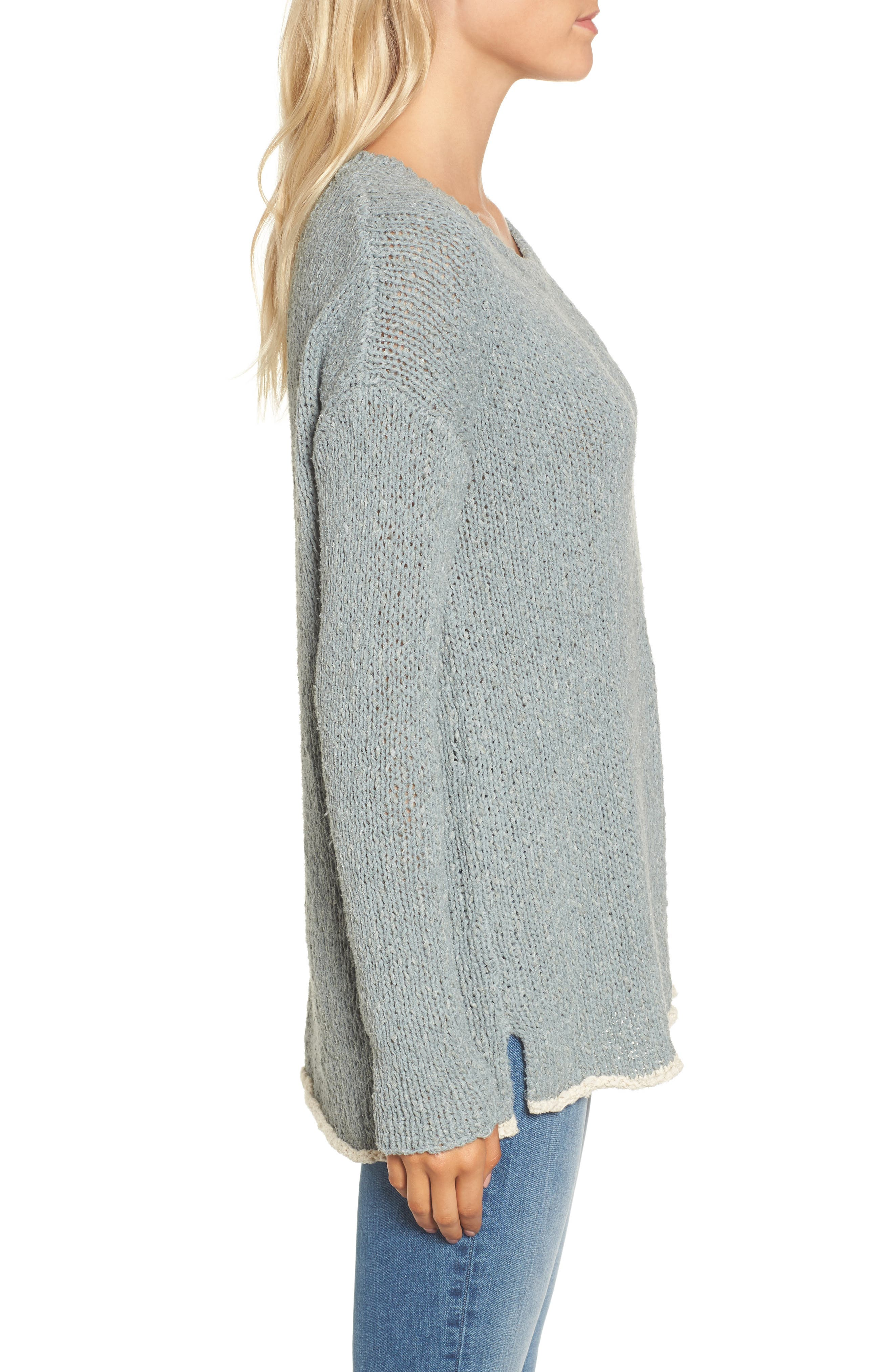 Alternate Image 3  - James Perse Oversize Sweater