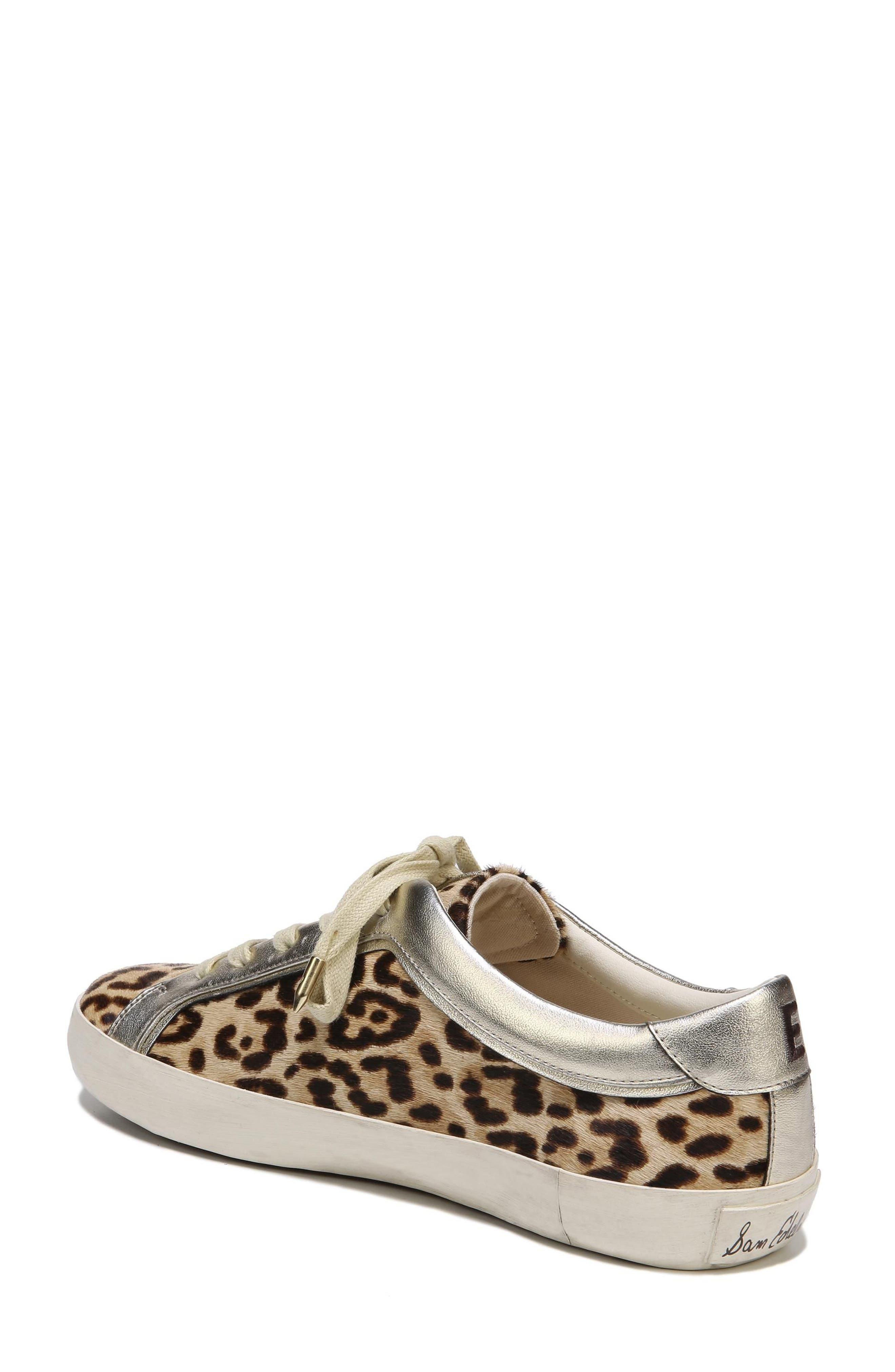 Britton 2 Sneaker,                             Alternate thumbnail 2, color,                             Leopard Brahma Hair