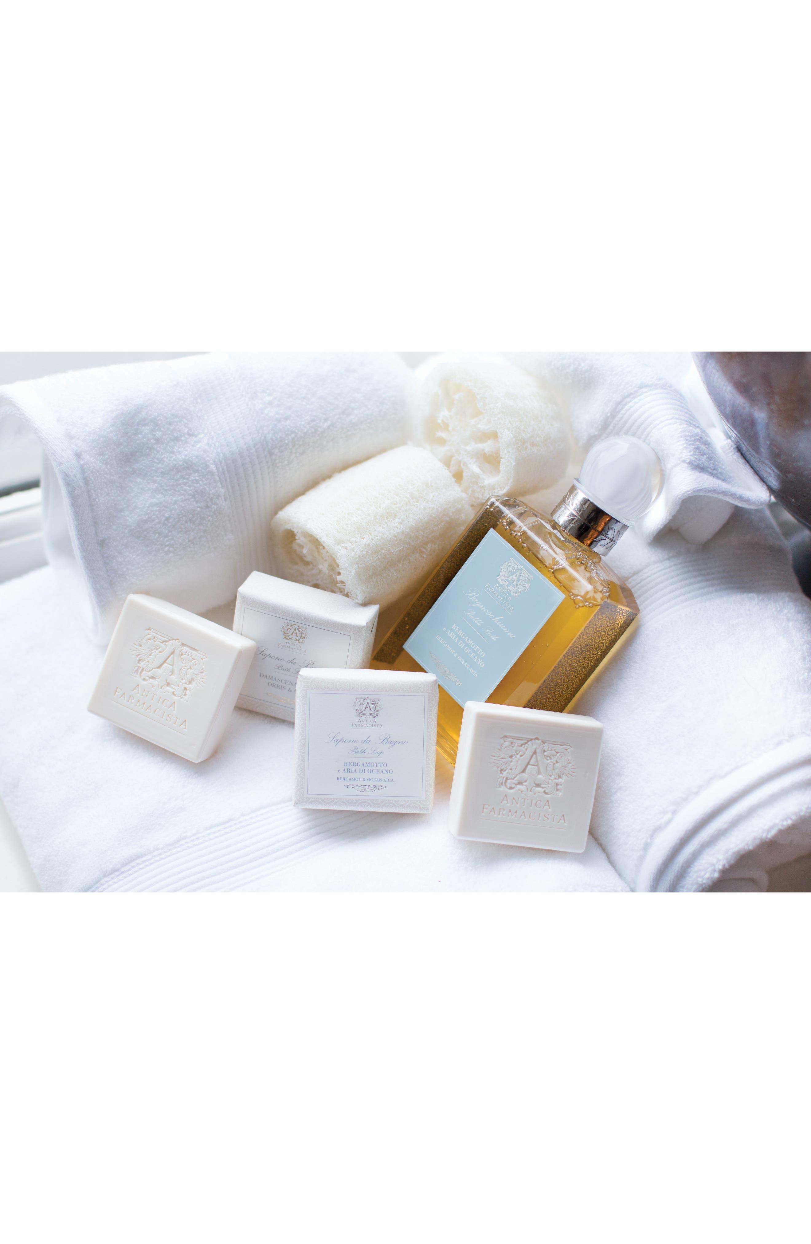 Alternate Image 4  - Antica Farmacista 'Bergamot & Ocean Aria' Bar Soap