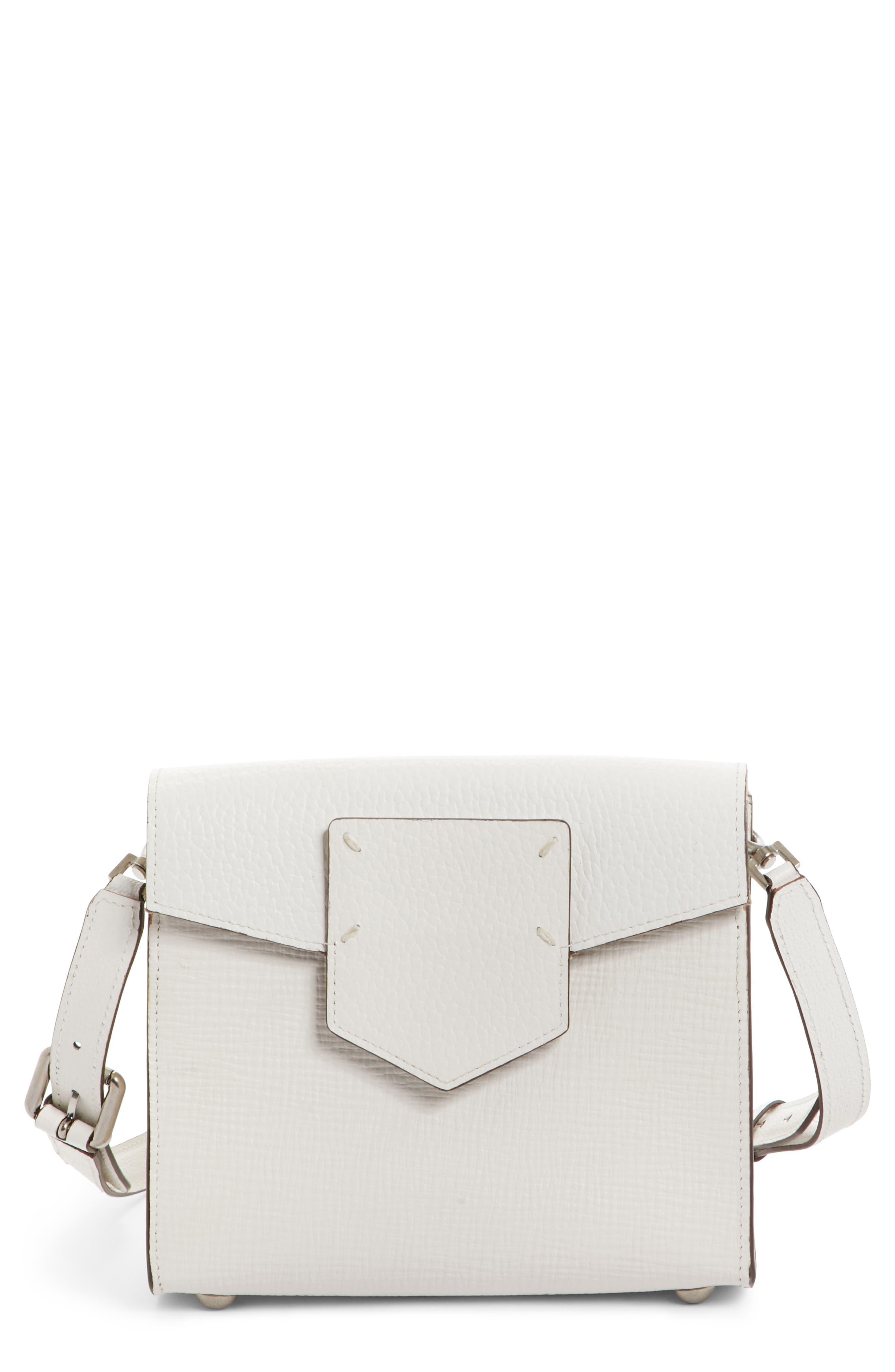 Maison Margiela Bonded Leather Crossbody Bag