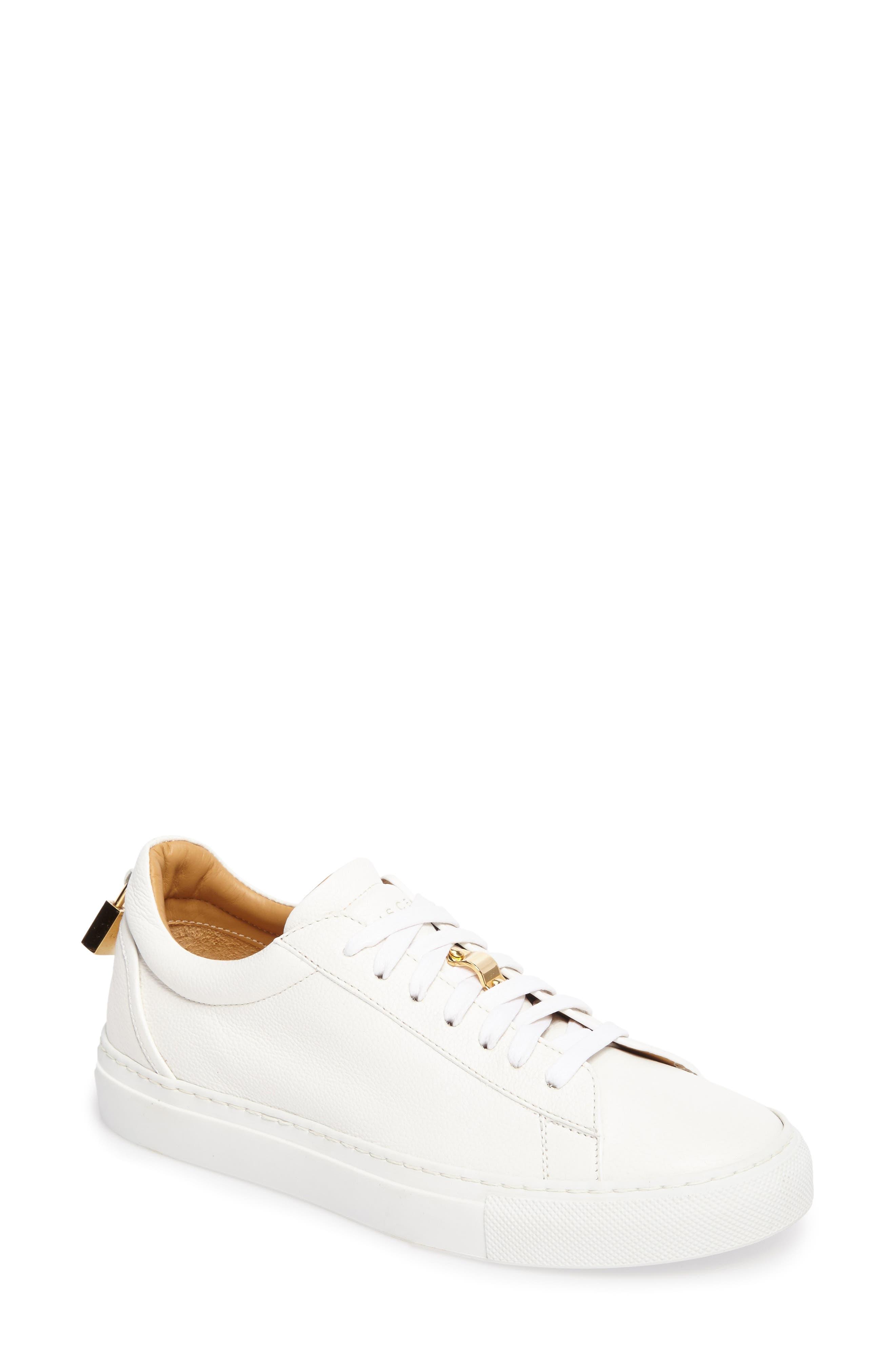 Buscemi Tennis Lock Sneaker (Women)