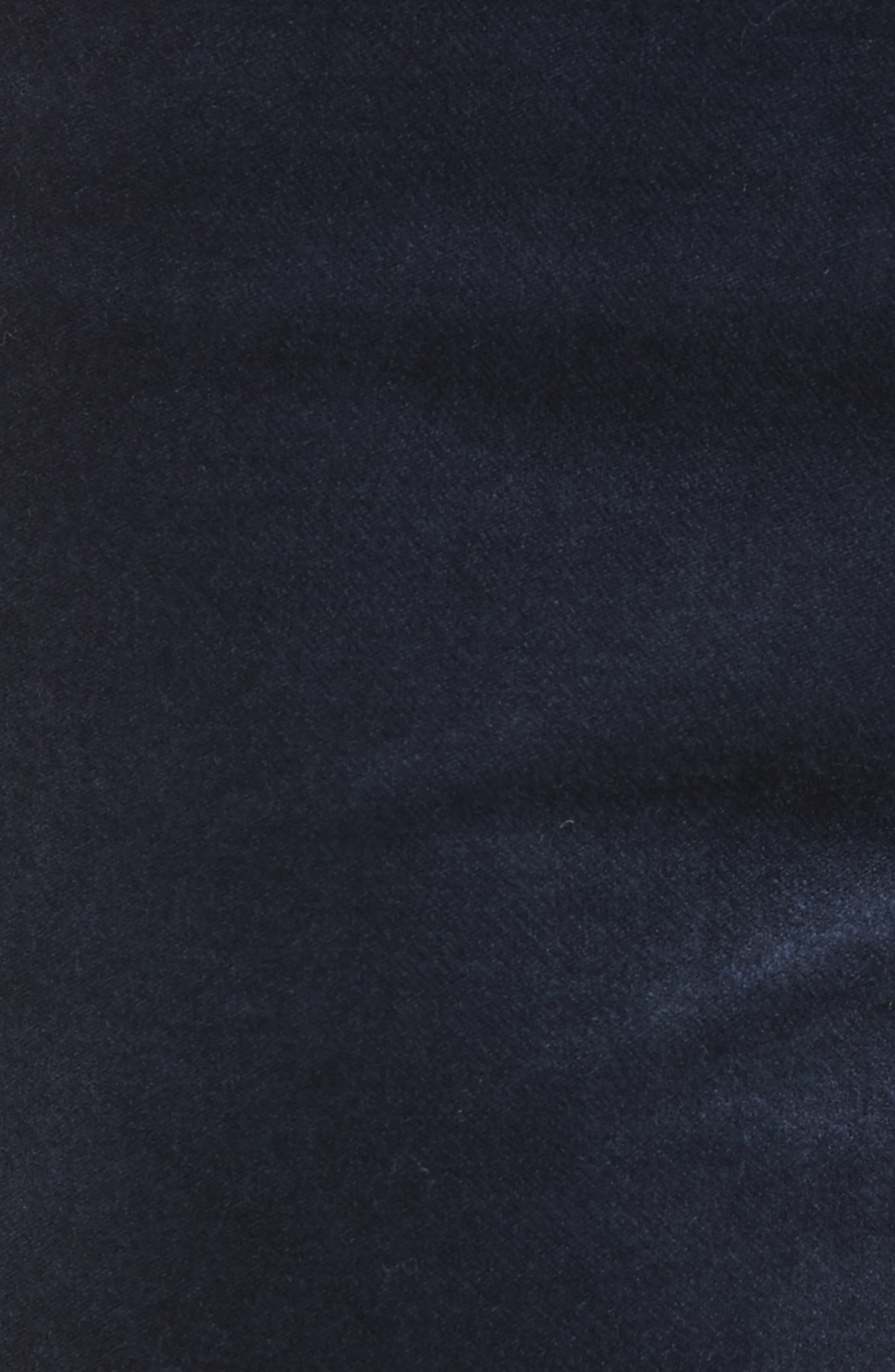 Alternate Image 4  - AG The Farrah High Waist Velvet Jeans