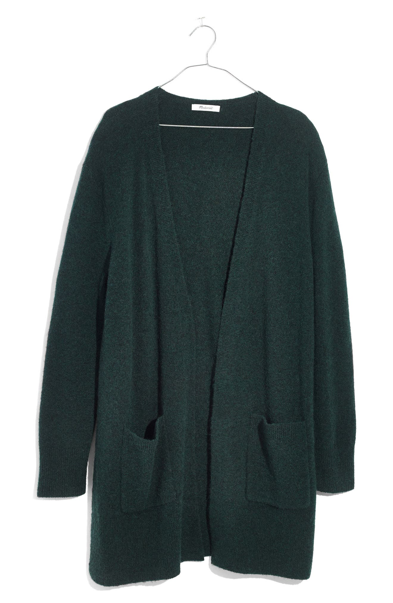 Alternate Image 4  - Madewell Kent Cardigan Sweater