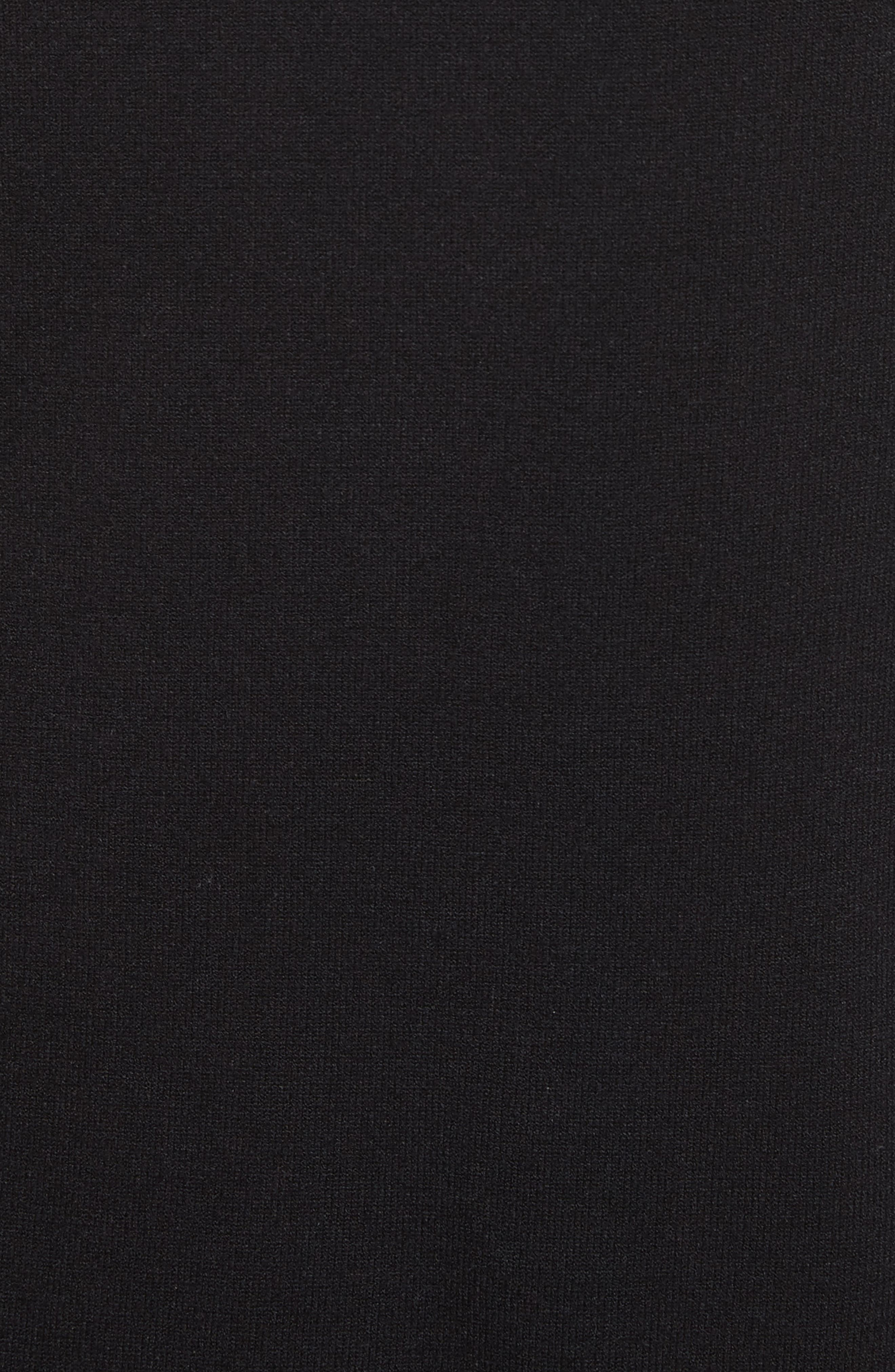 Ronnie Crewneck Sweatshirt,                             Alternate thumbnail 5, color,                             Black