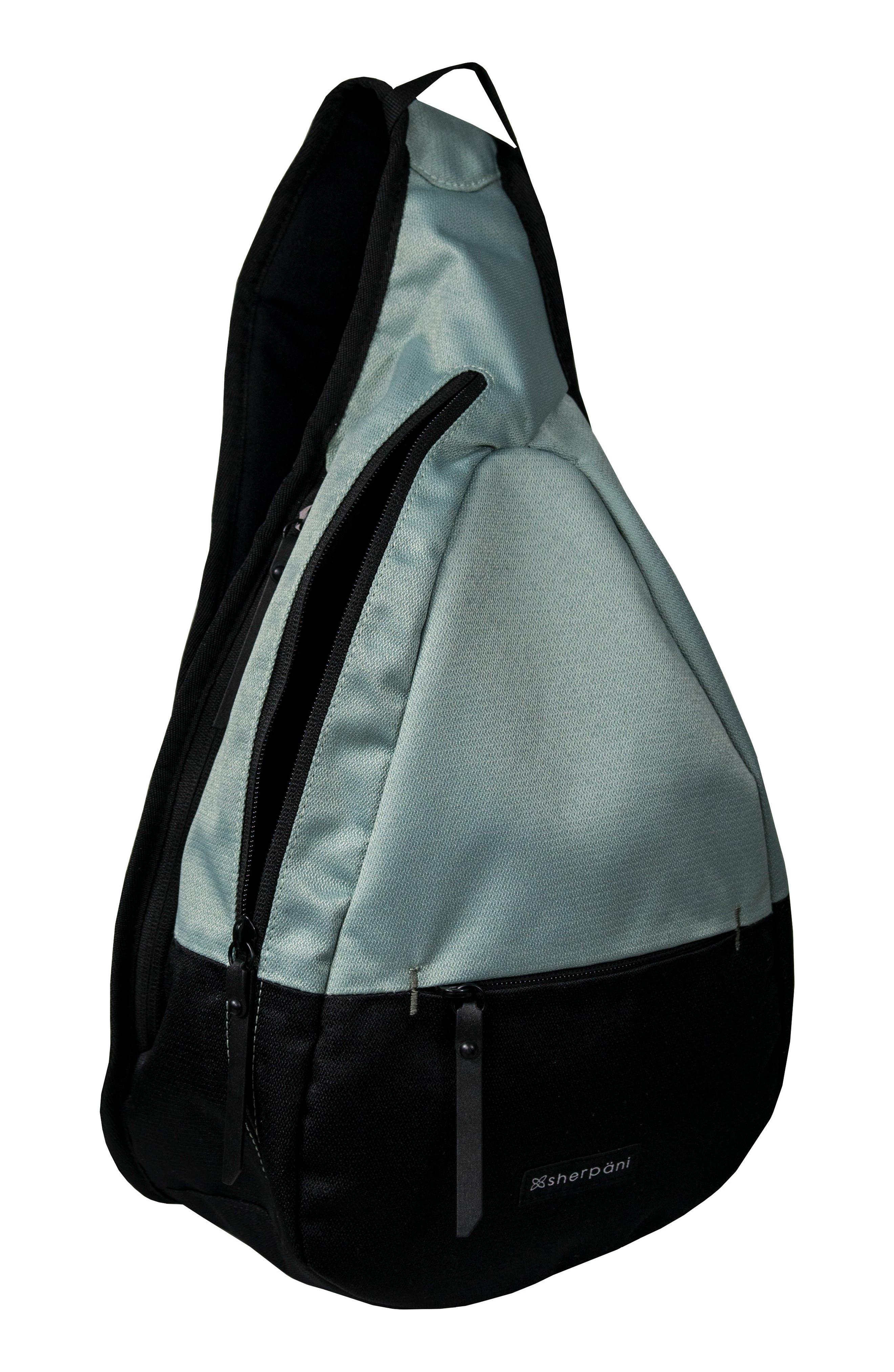 Esprit Sling Backpack,                             Alternate thumbnail 4, color,                             Surf