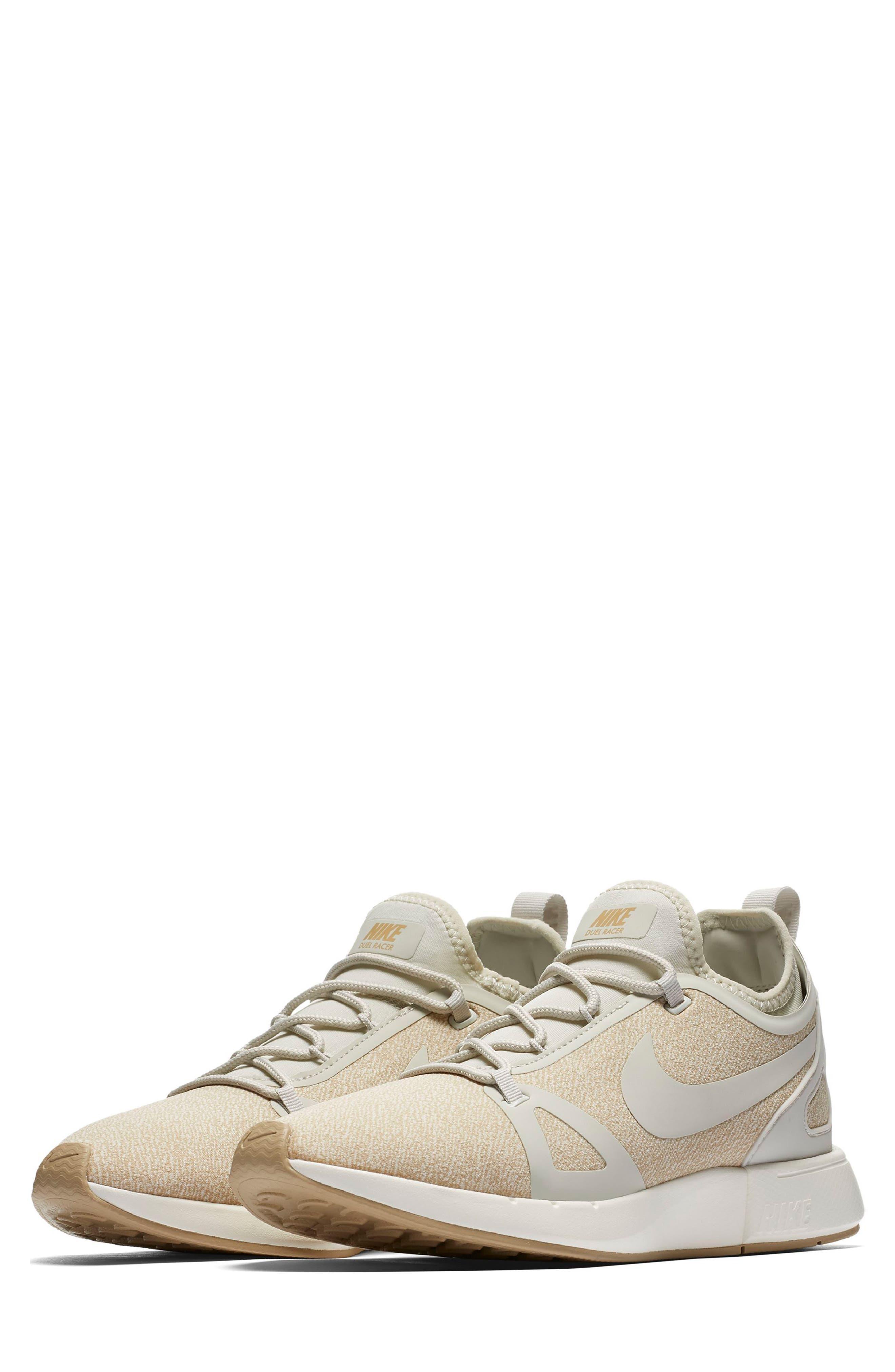 Nike Duel Racer Knit Sneaker (Women)