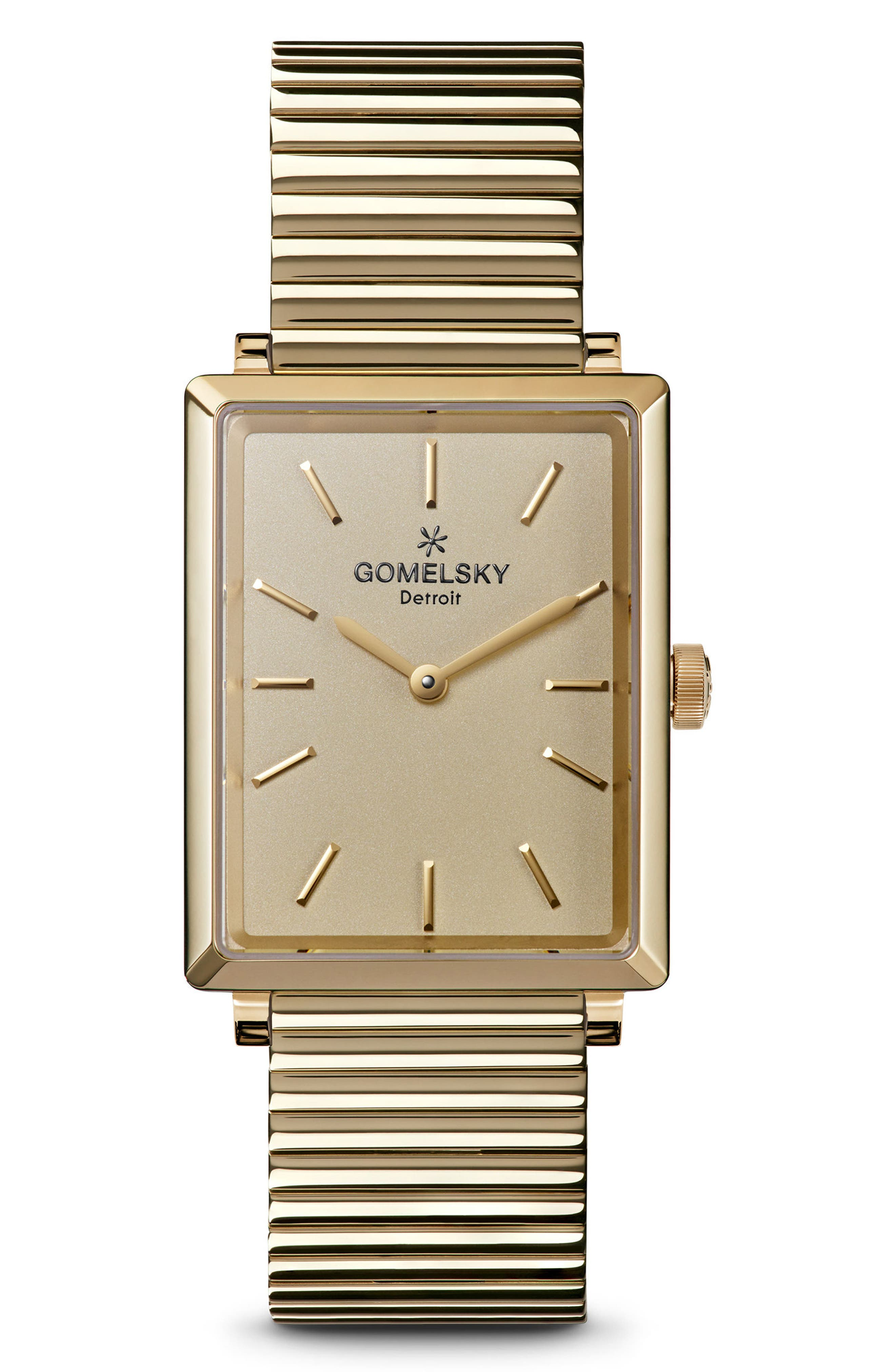 Alternate Image 1 Selected - Gomelsky The Shirley Fromer Bracelet Watch, 32mm x 25mm