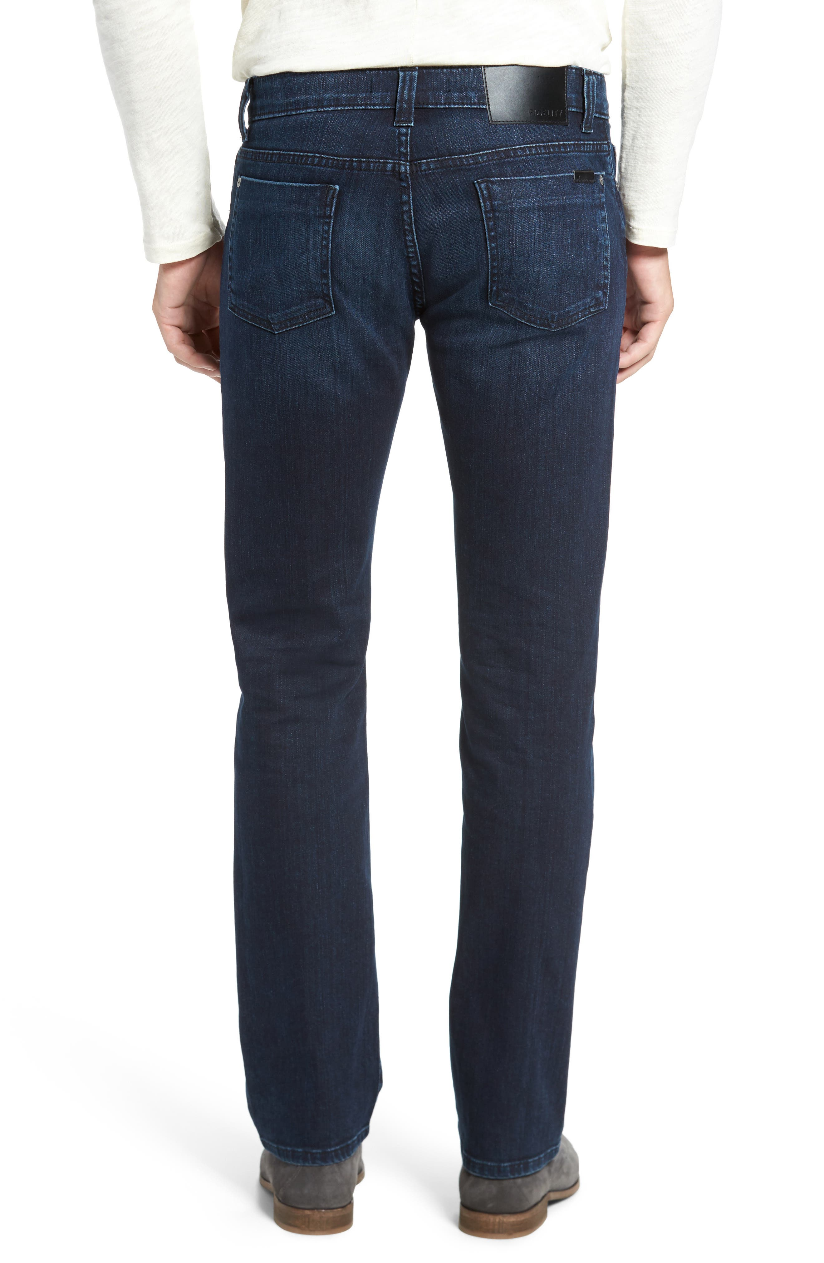 5011 Relaxed Fit Jeans,                             Alternate thumbnail 2, color,                             Black On Blue