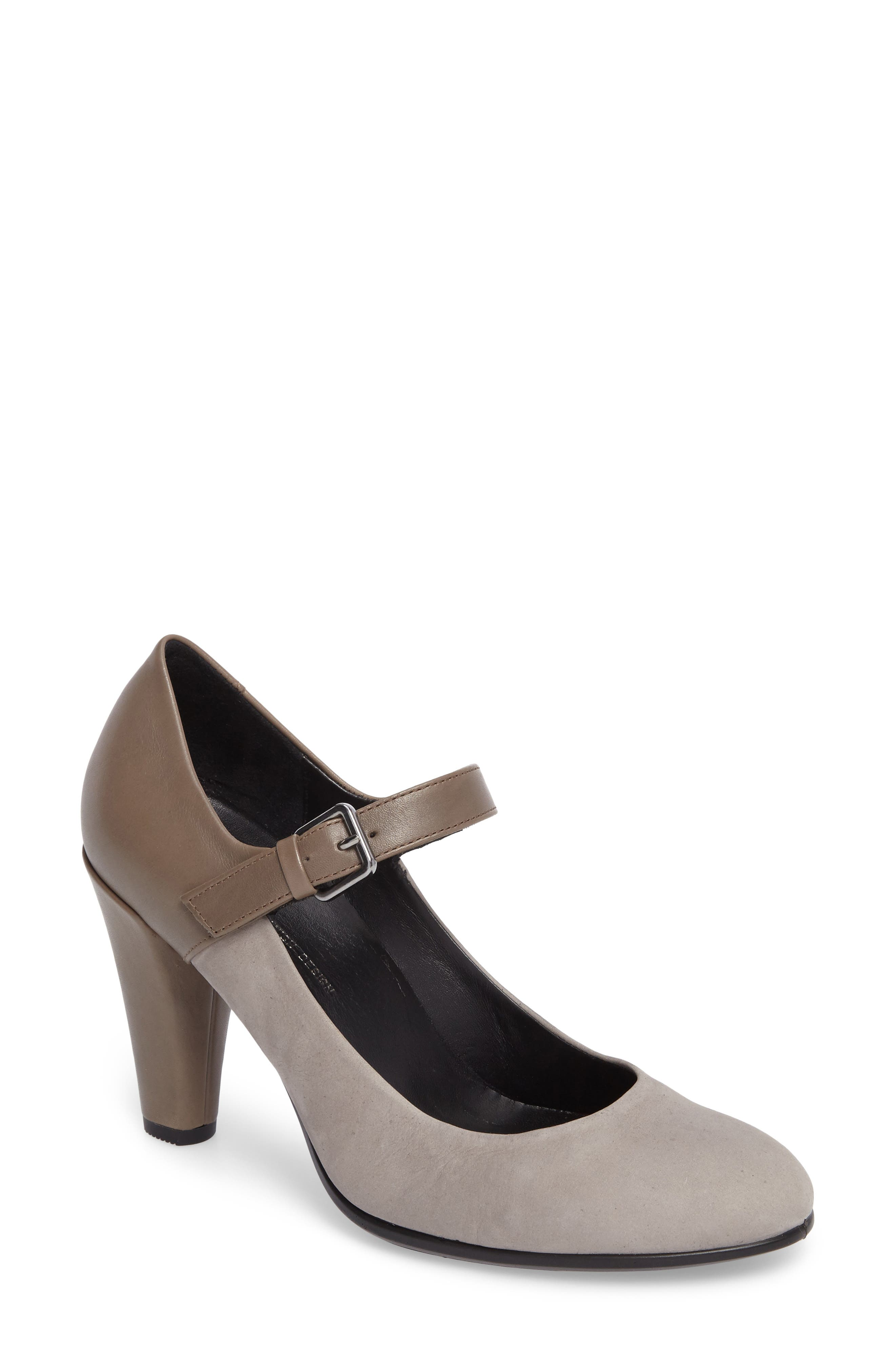 Alternate Image 1 Selected - ECCO Shape 75 Mary Jane Pump (Women)