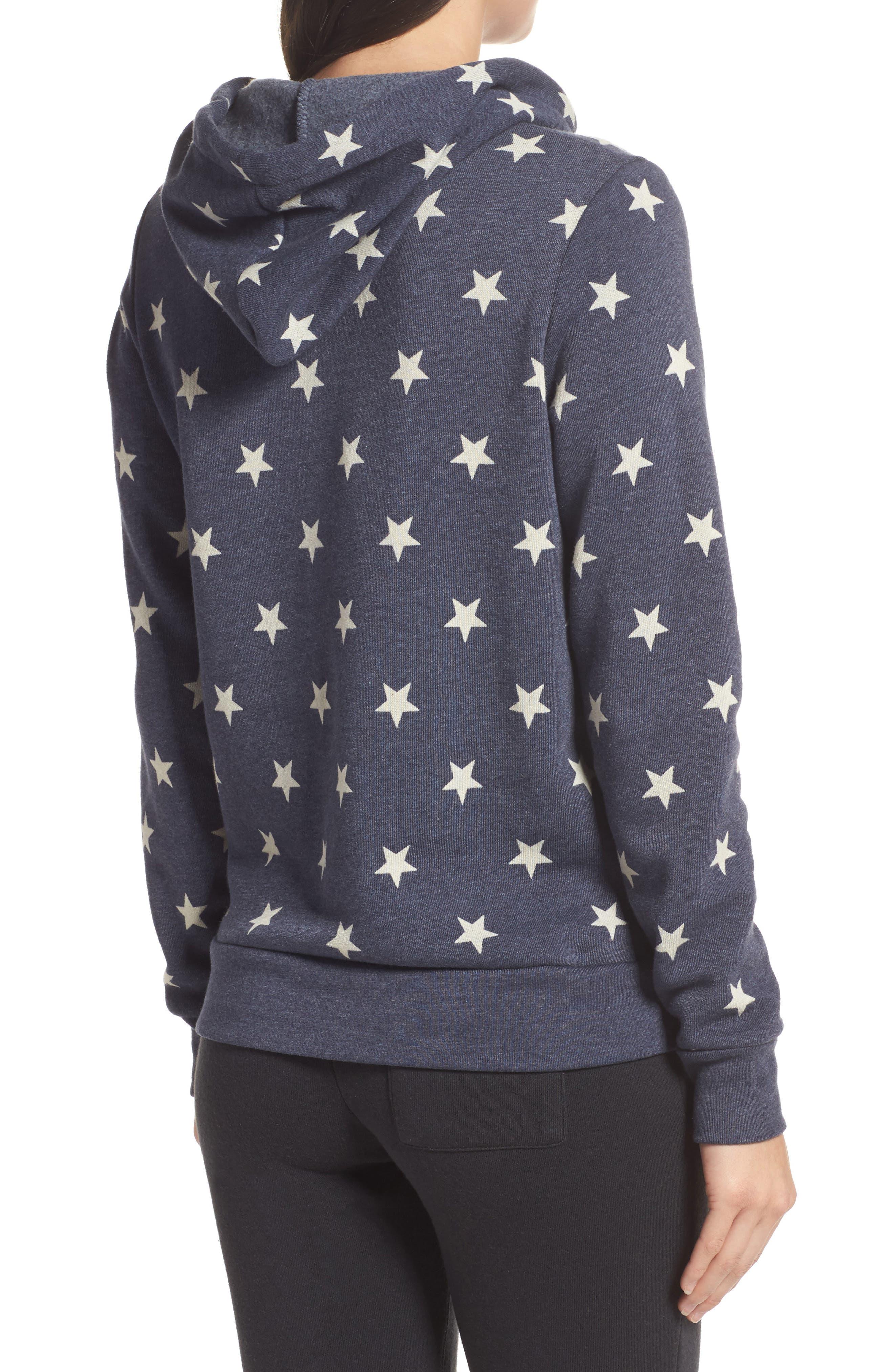 Alternate Image 2  - Alternative Camo Pullover Hoodie
