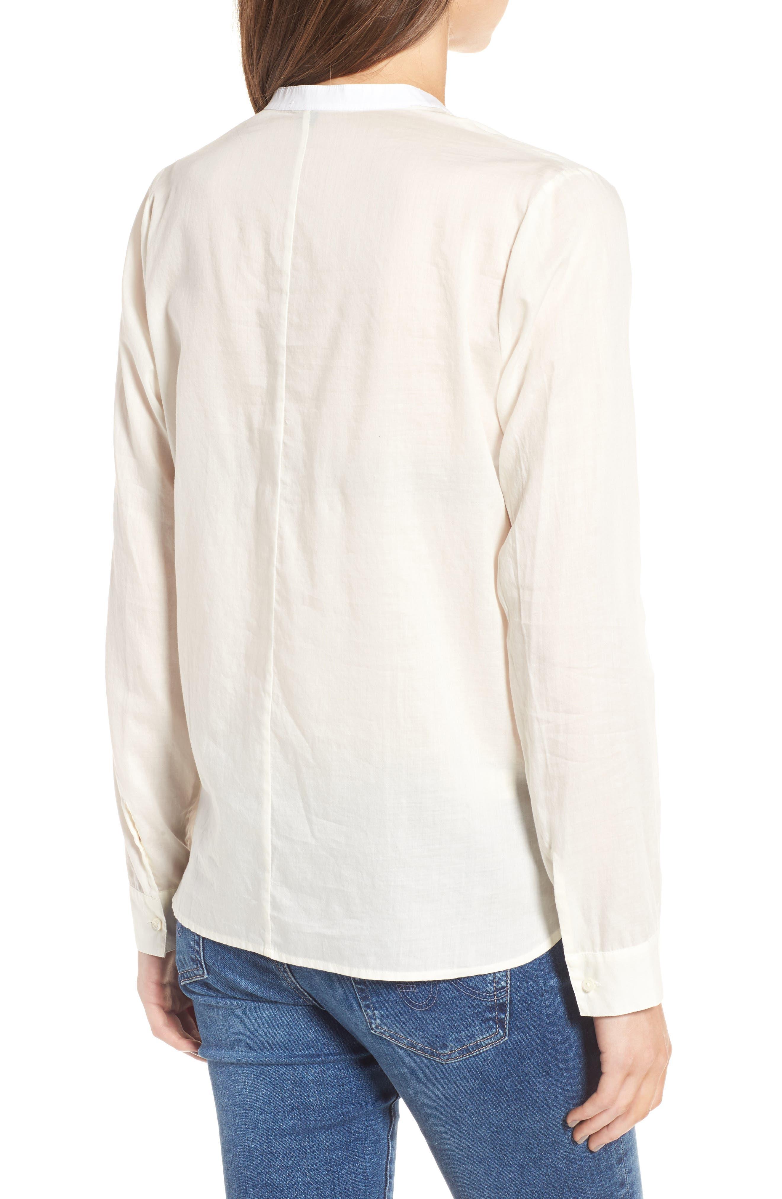 Alternate Image 2  - James Perse Placket Shirt