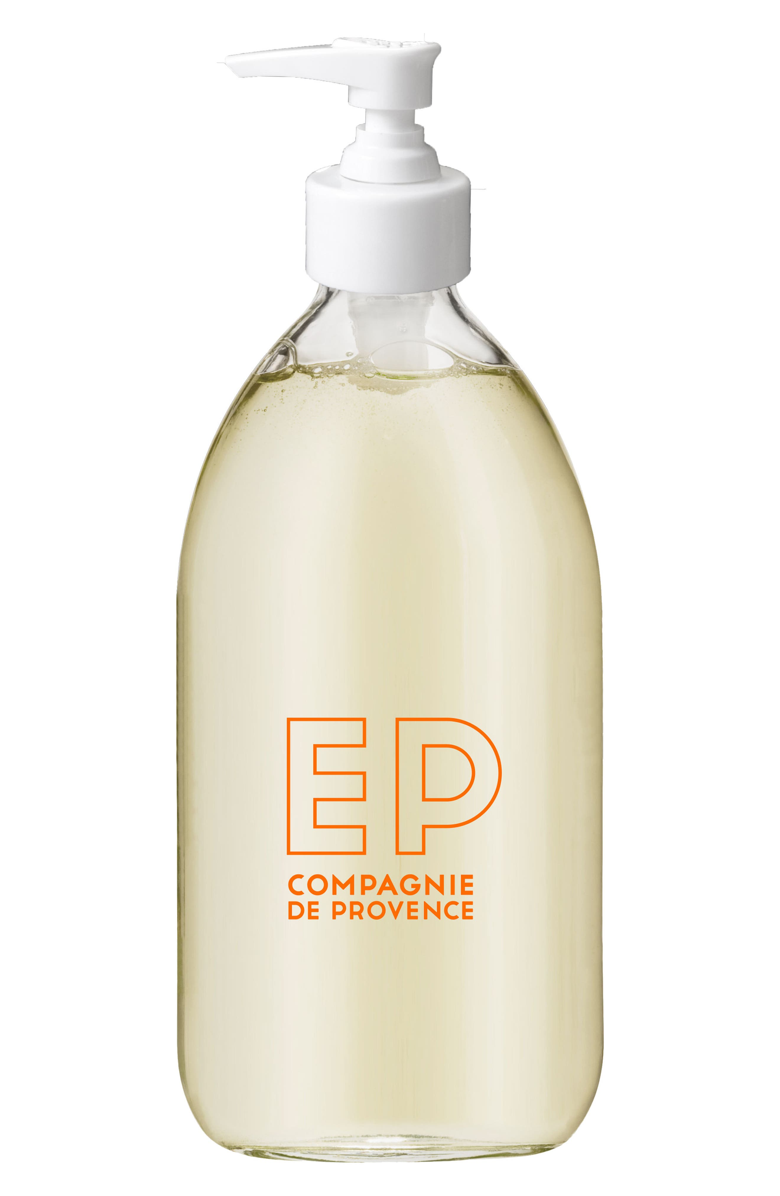 Alternate Image 2  - Compagnie de Provence Orange Blossom Liquid Marseille Soap