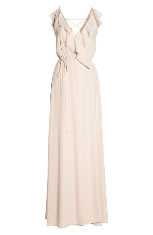 f0b62fc4a0ba These Neutral Bridesmaids Dresses are Subtle Showstoppers | Junebug ...