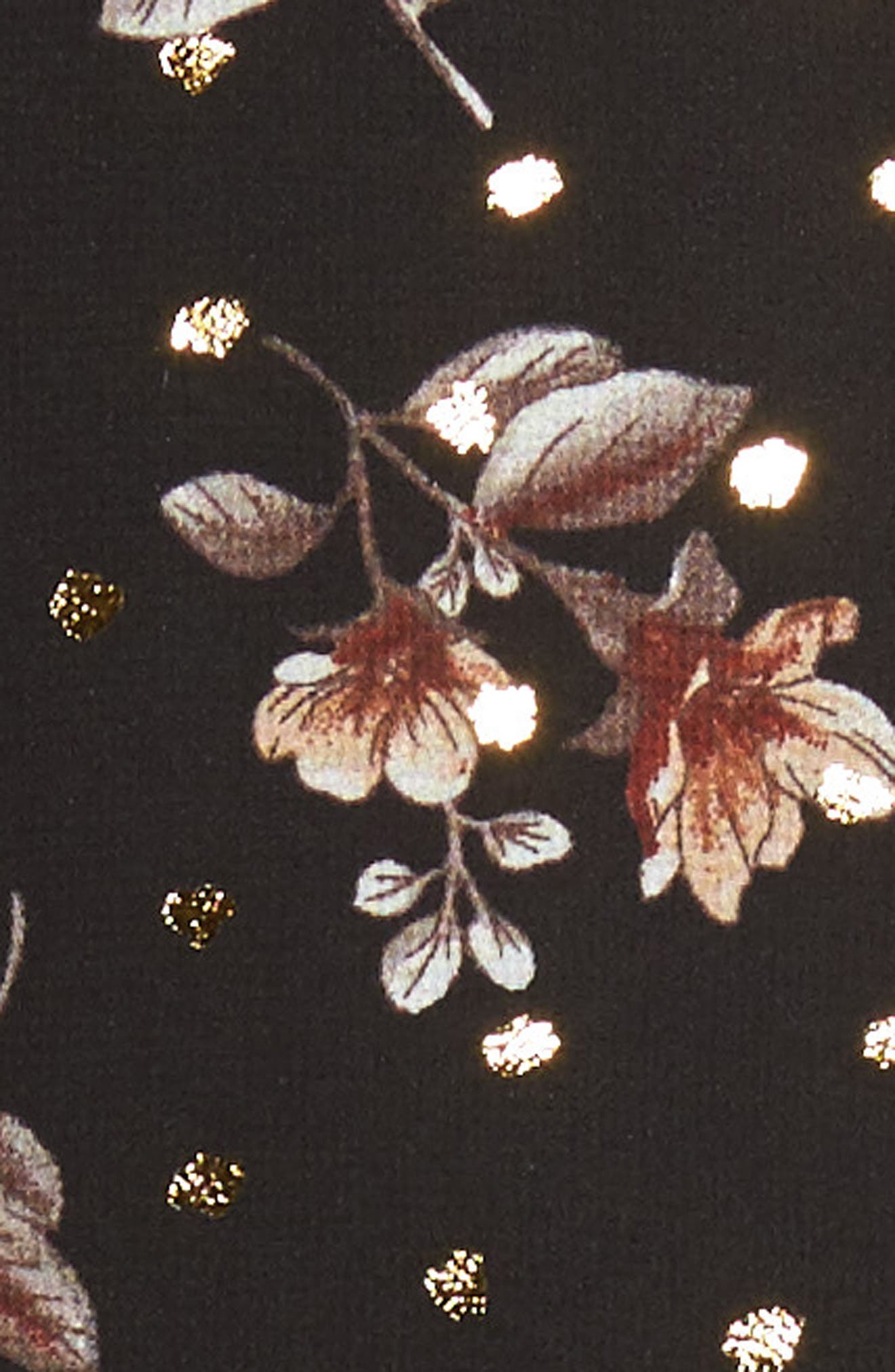 Alternate Image 5  - Dee Elly Floral Print Maxi Romper