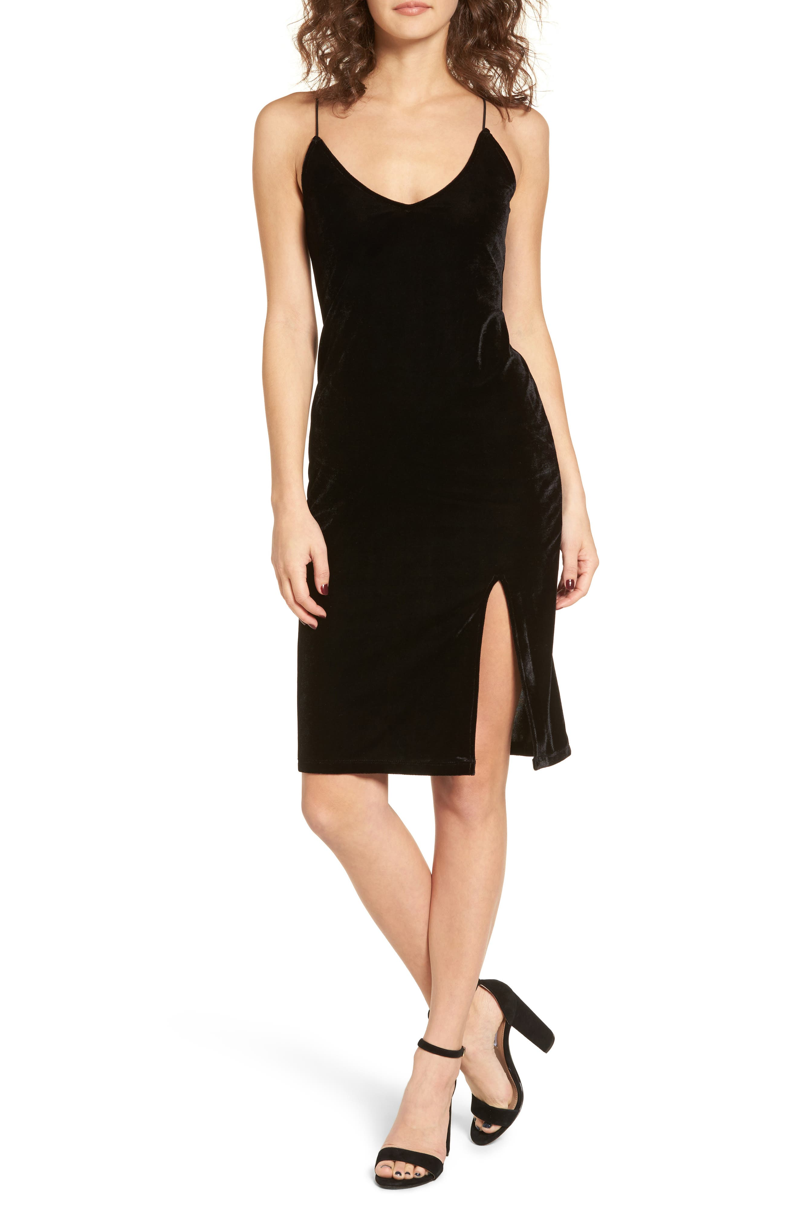 Obey Blume Sheath Dress