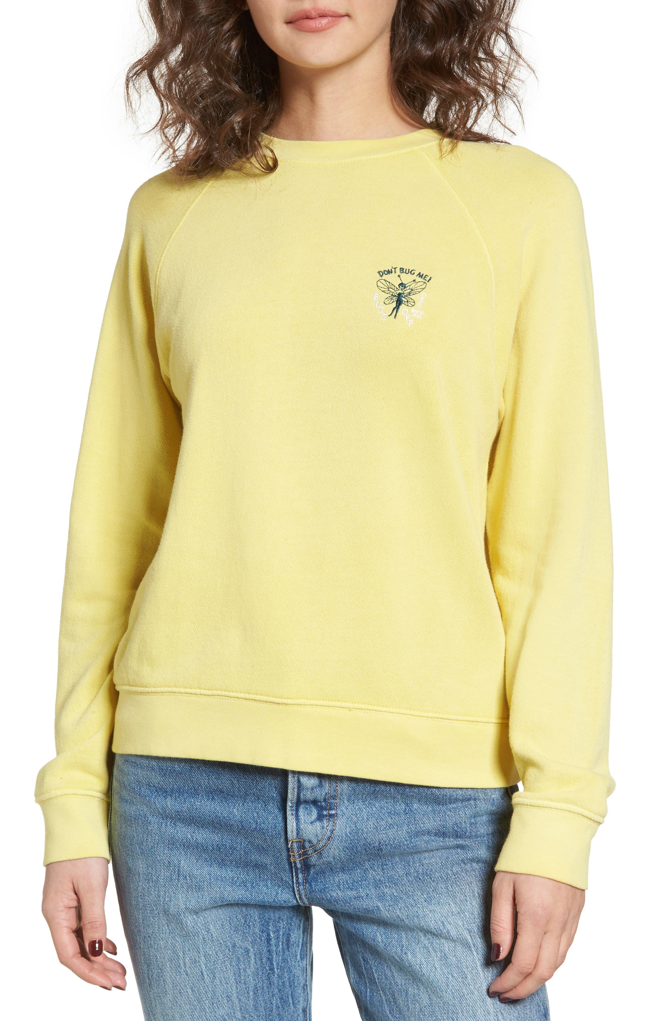 Obey Portola Crew Sweatshirt