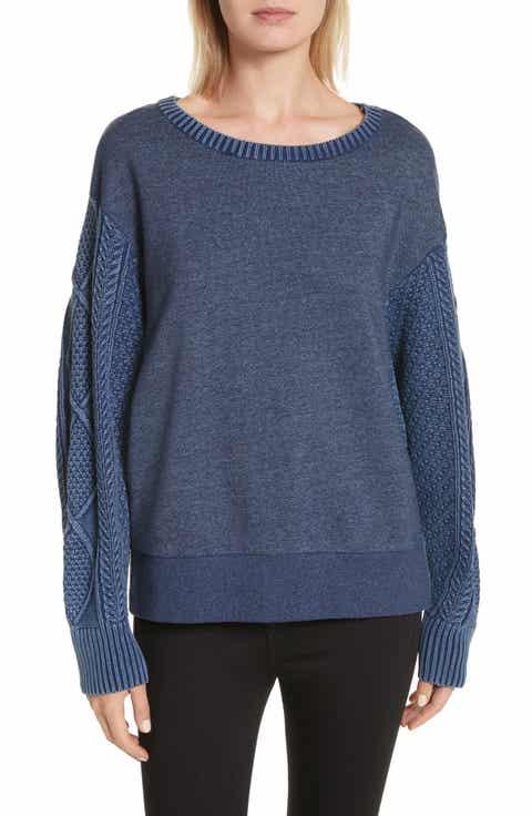 rag & bone Harper Cable Knit Sweater