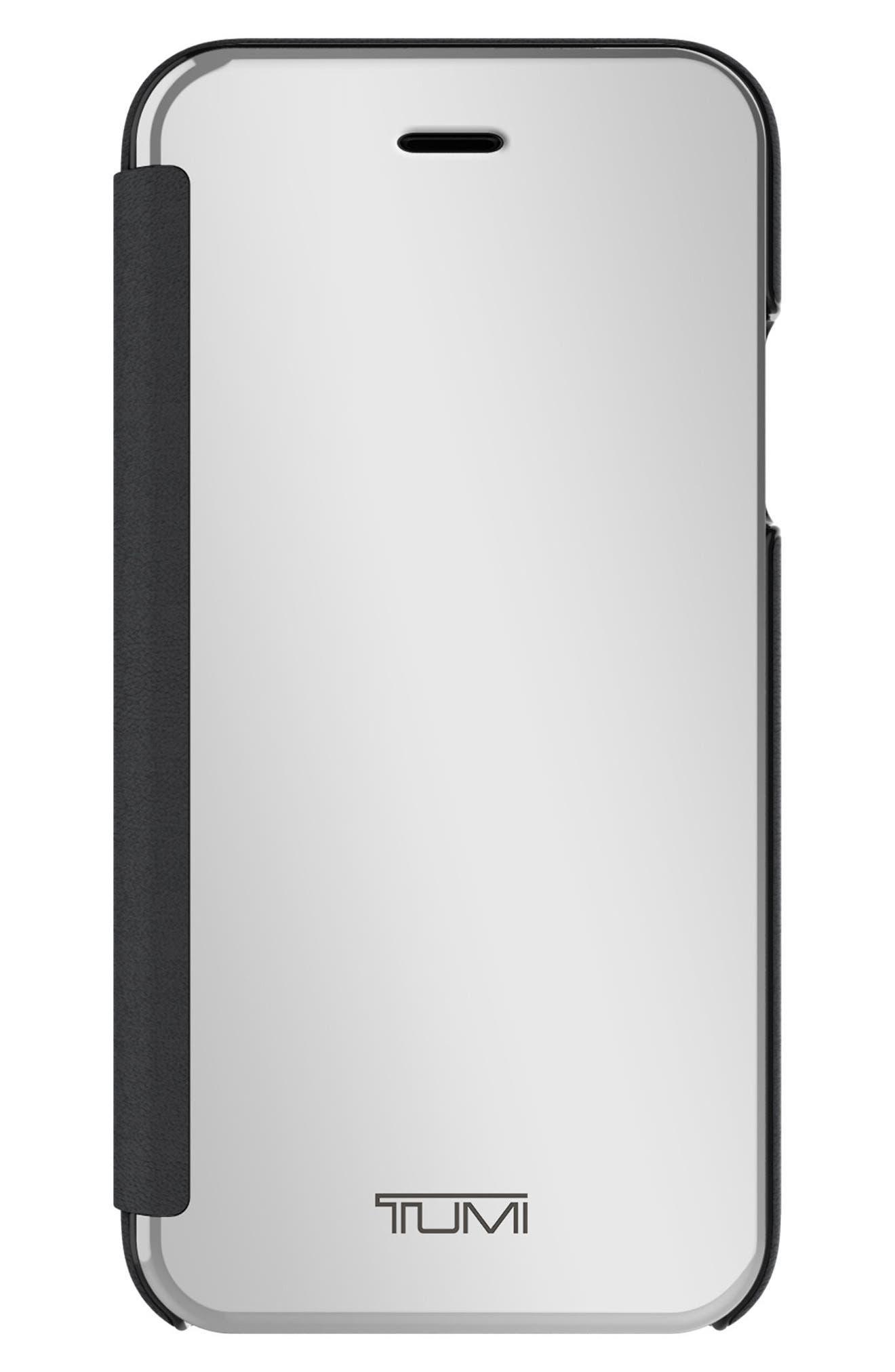 Tumi Privacy Folio iPhone X Case