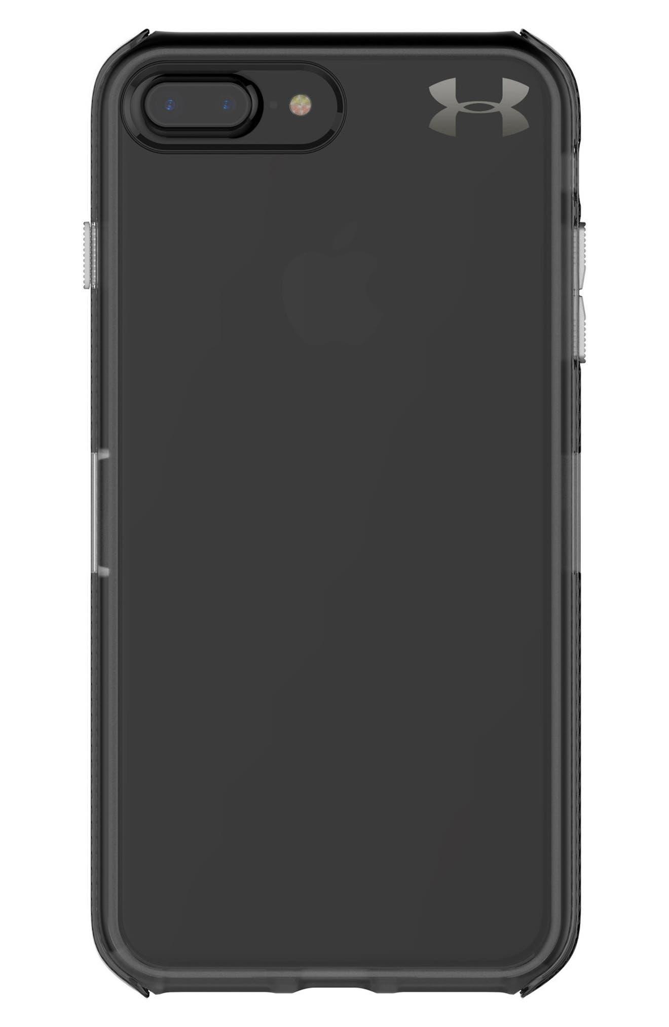 Protect Verge iPhone 7/8 Plus Case,                             Main thumbnail 1, color,                             Metallic