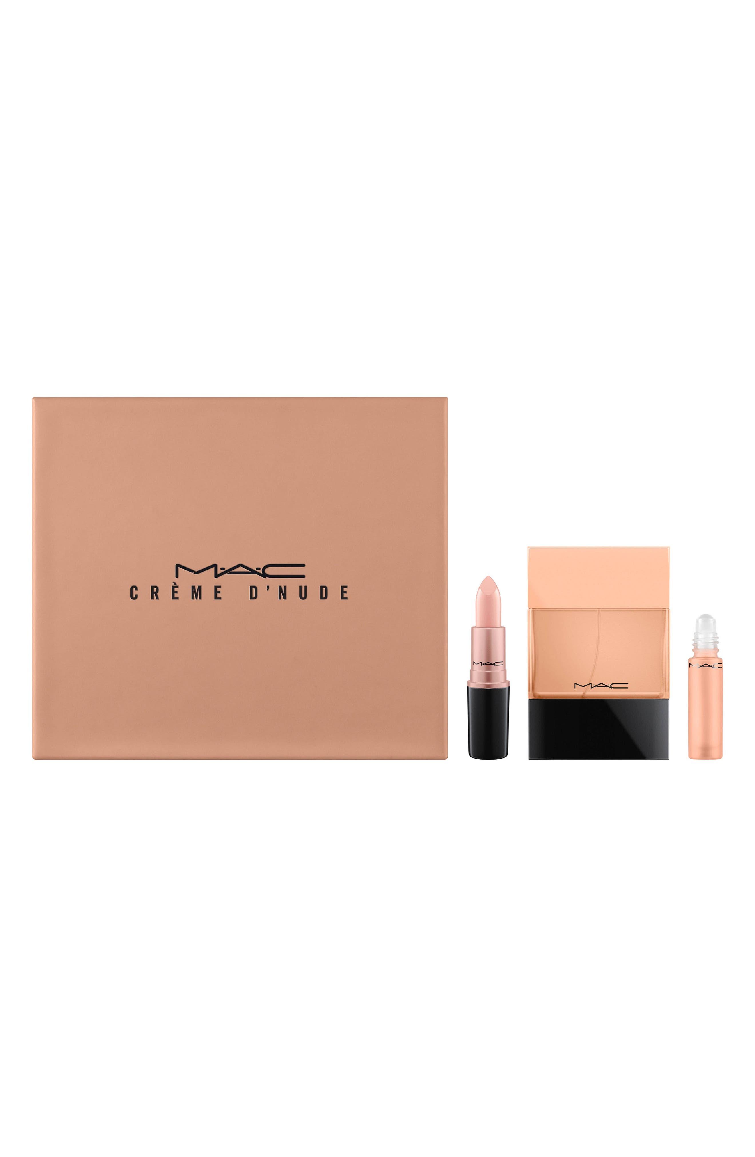 MAC Crème d'Nude Shadescents Kit ($85.50 Value)
