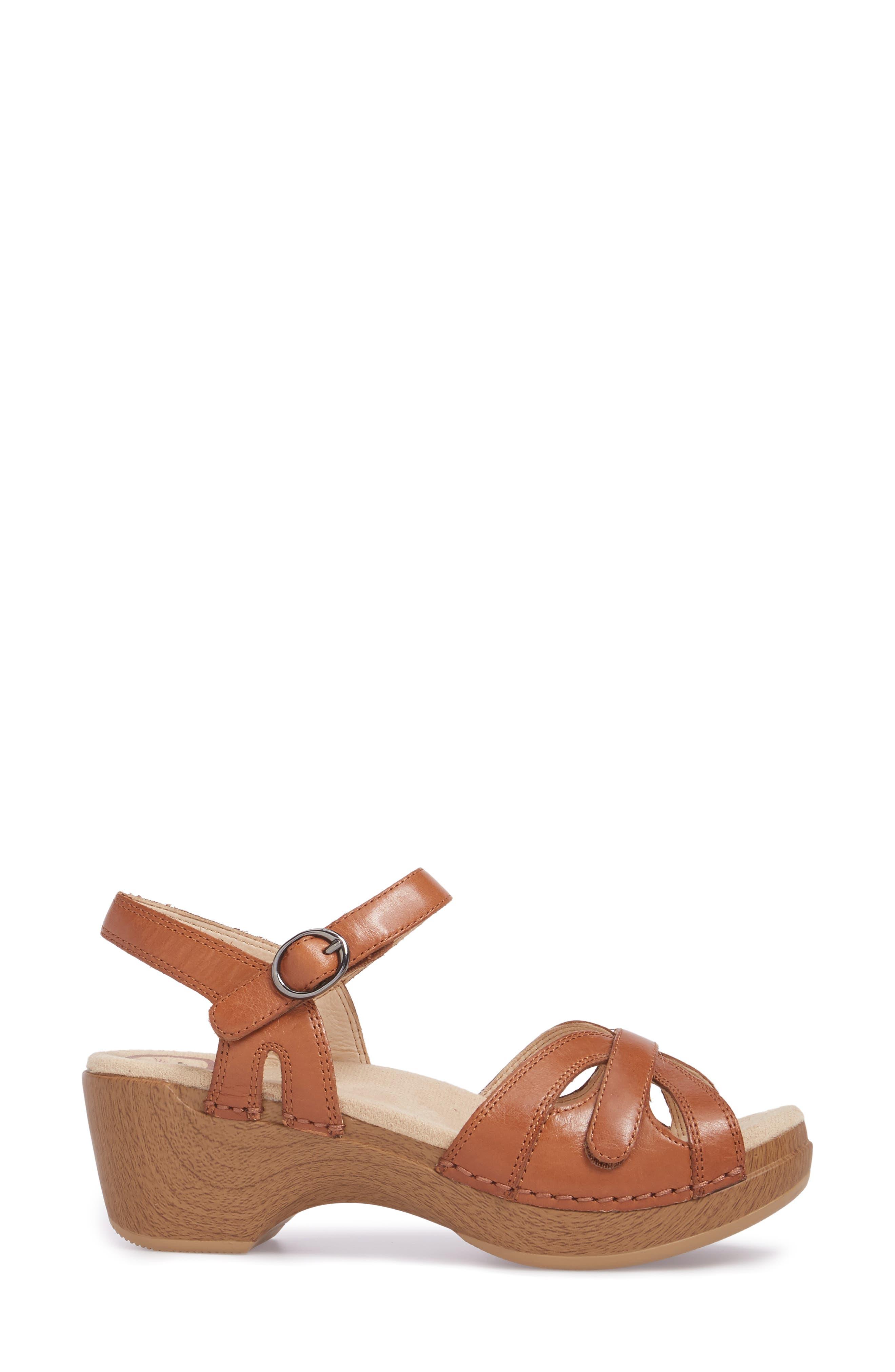 Alternate Image 3  - Dansko Season Sandal (Women)