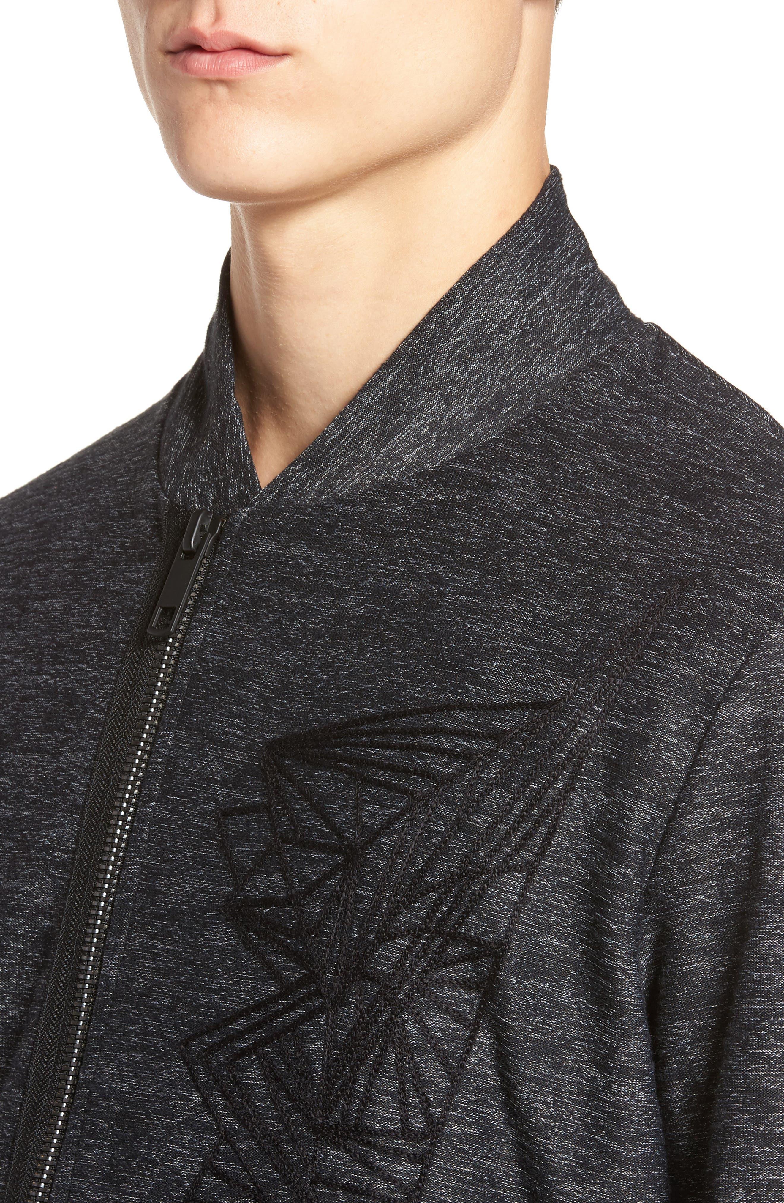 Alternate Image 4  - Antony Morato Fleece Jacket