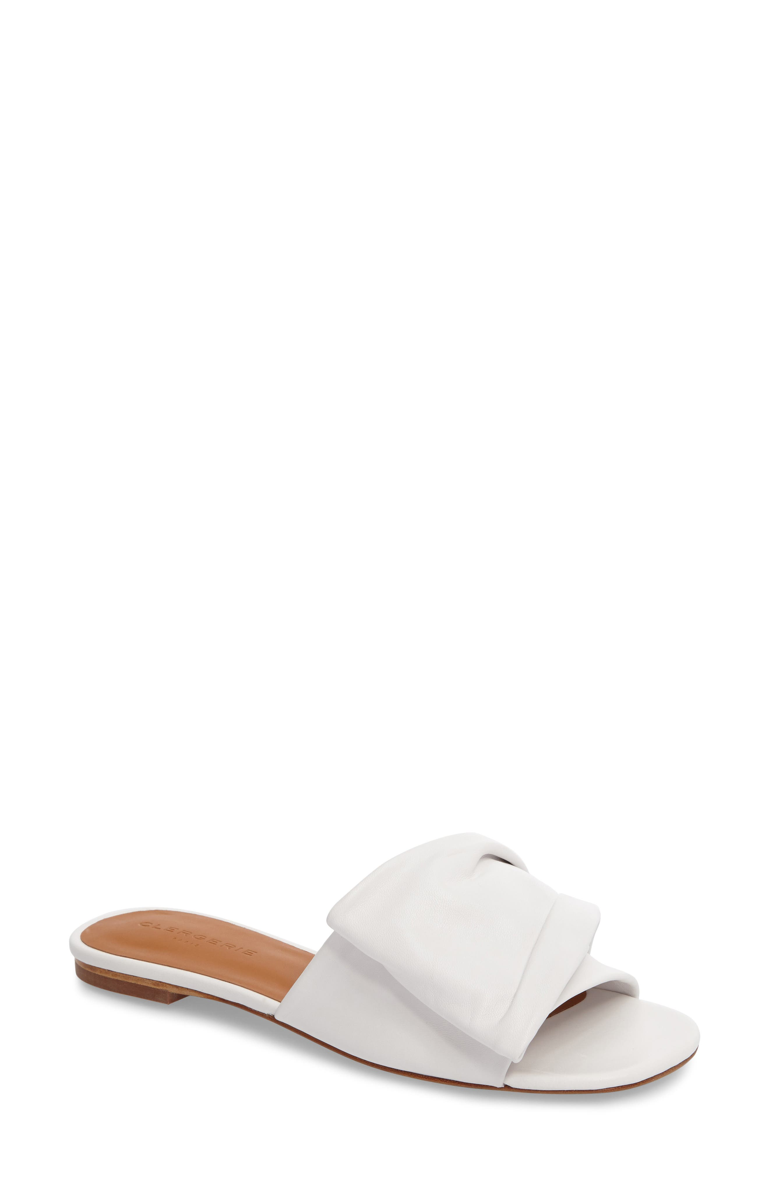 Robert Clergerie Igad Slide Sandal (Women)