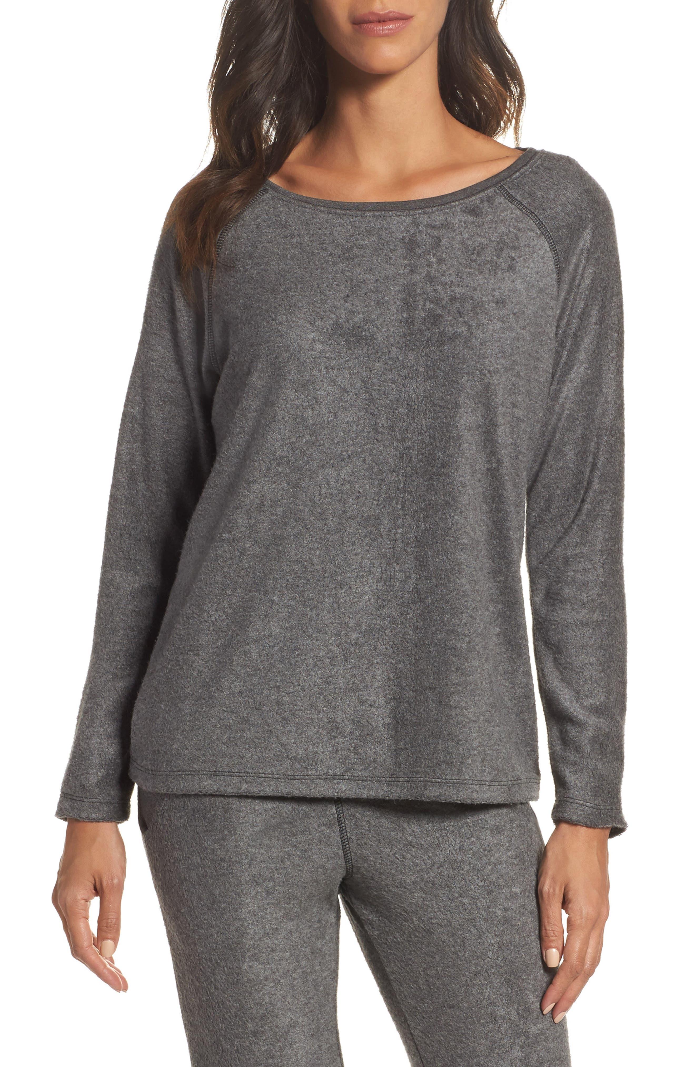 LOVE+GRACE Gena Fleece Sweatshirt