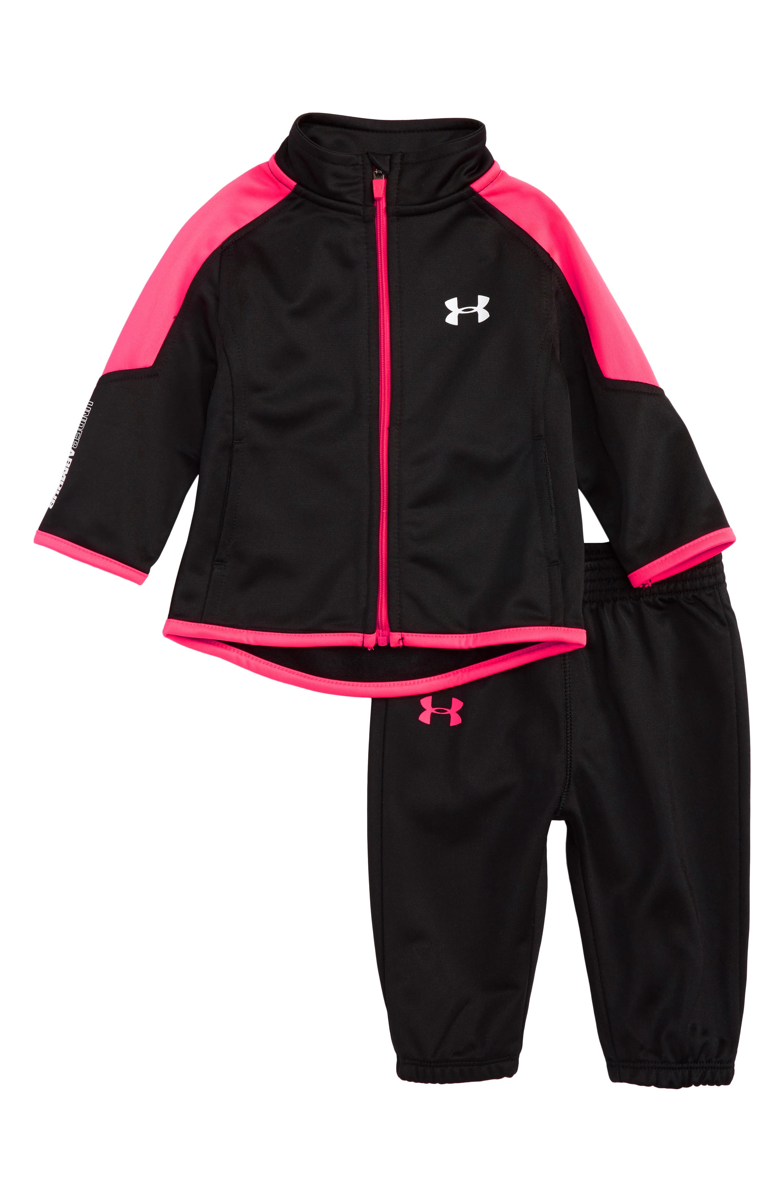 under armour pants for girls. under armour girl boss track jacket \u0026 pants set (baby girls) for girls c