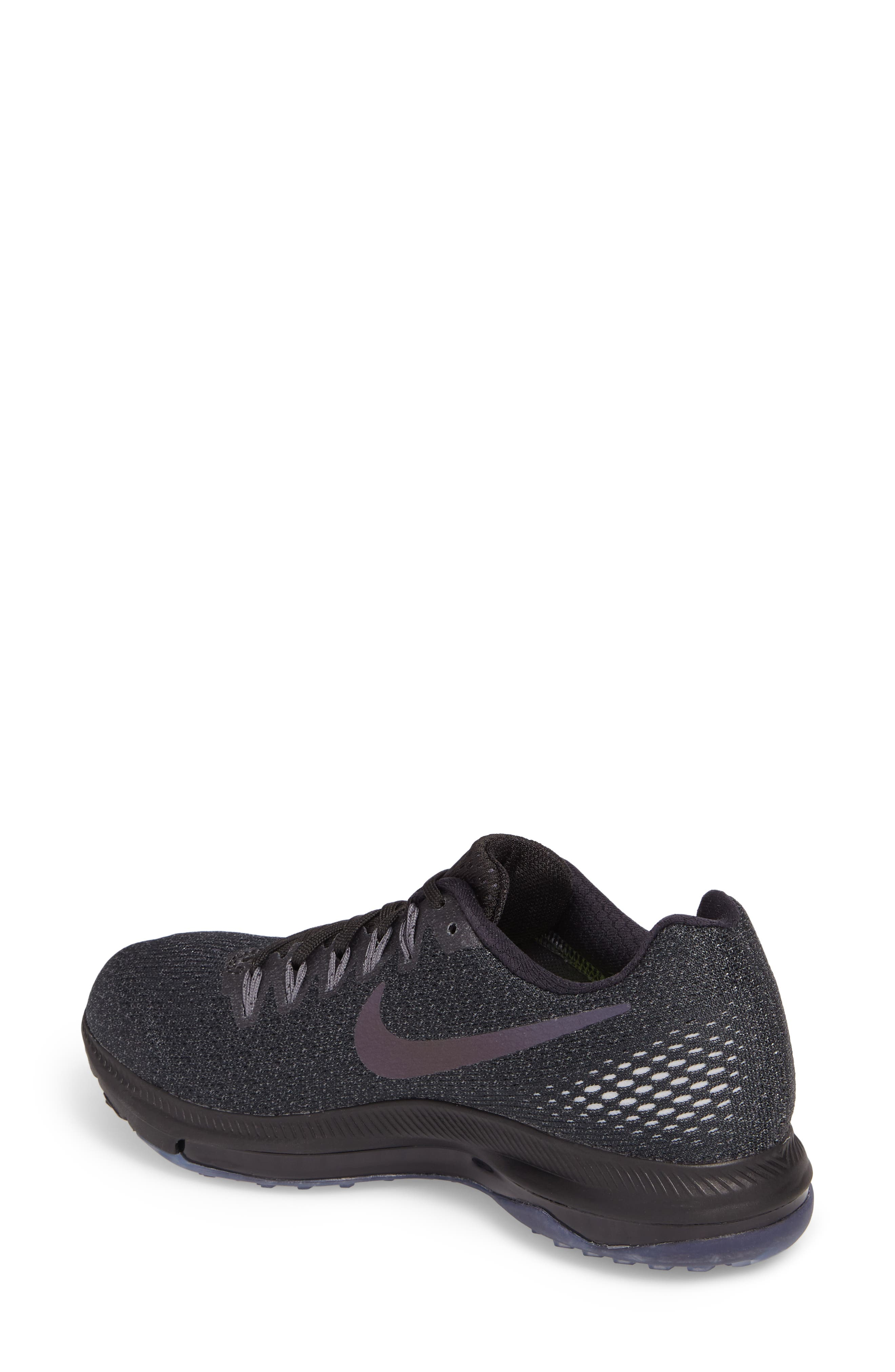 Alternate Image 2  - Nike Air Zoom All Out Running Shoe (Women)