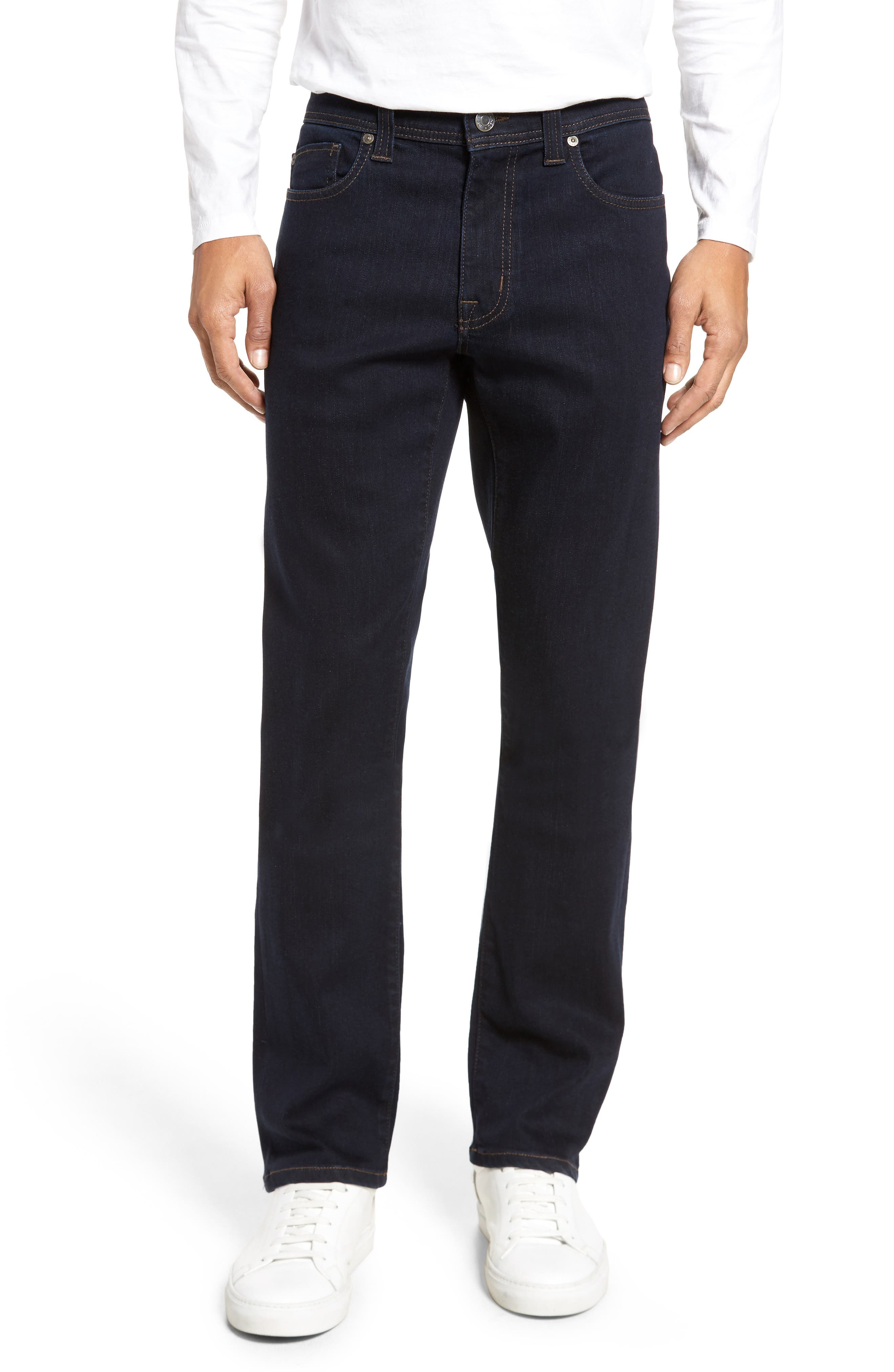 Fidelity Denim Jimmy Slim Straight Fit Jeans (Arctic Blue)
