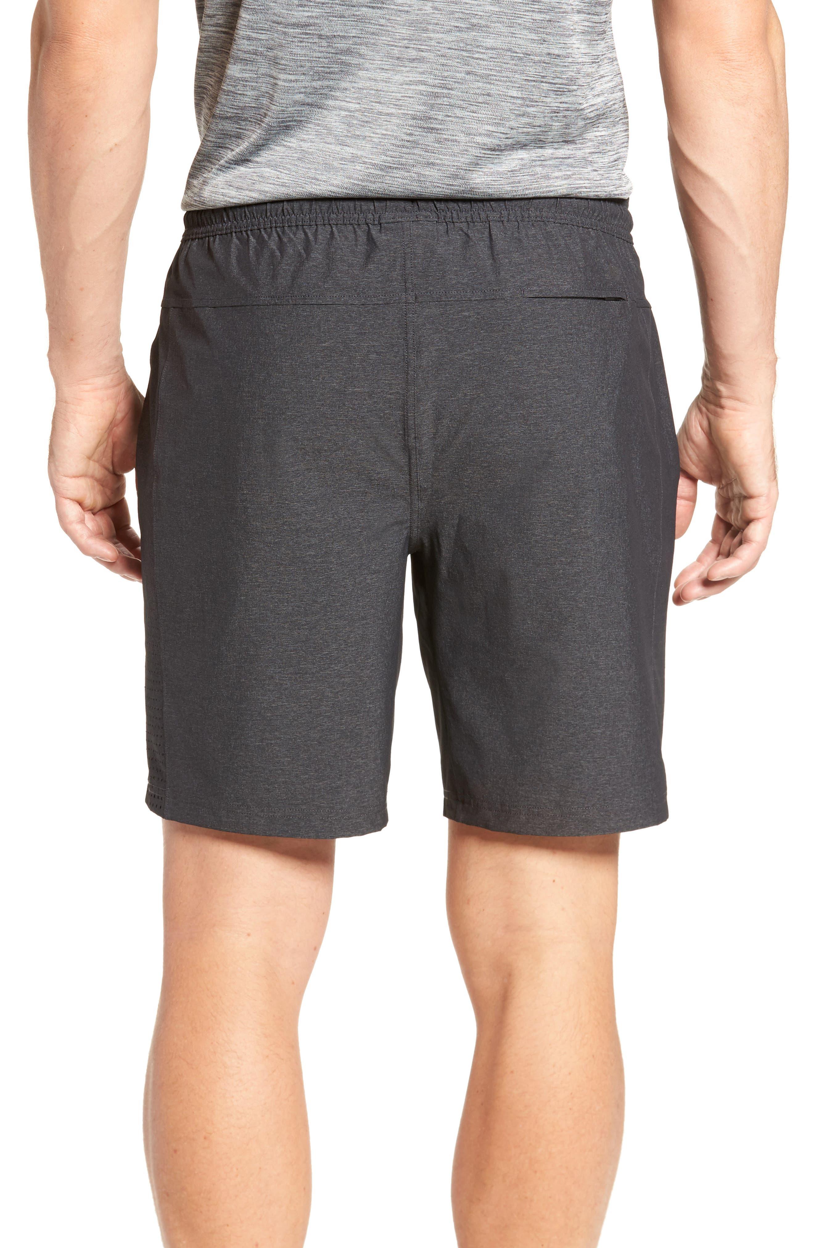Alternate Image 2  - Zella Graphite Shorts