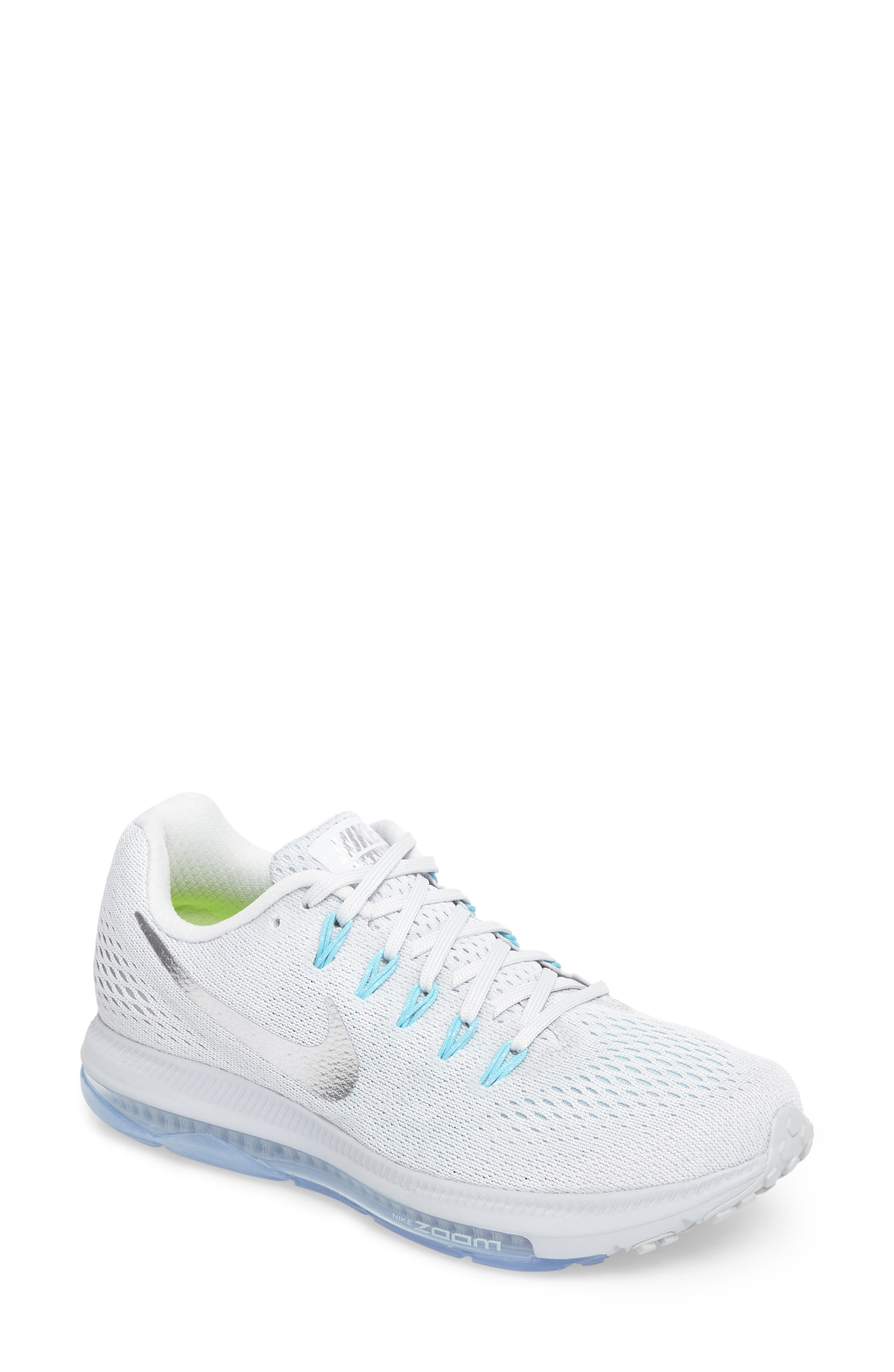 Main Image - Nike Air Zoom All Out Running Shoe (Women)